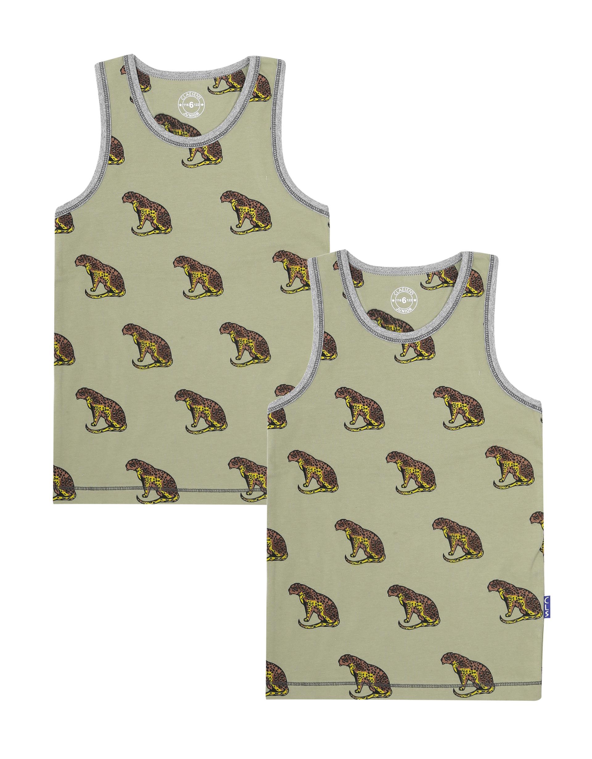 Hemd 2-pack Cheetah