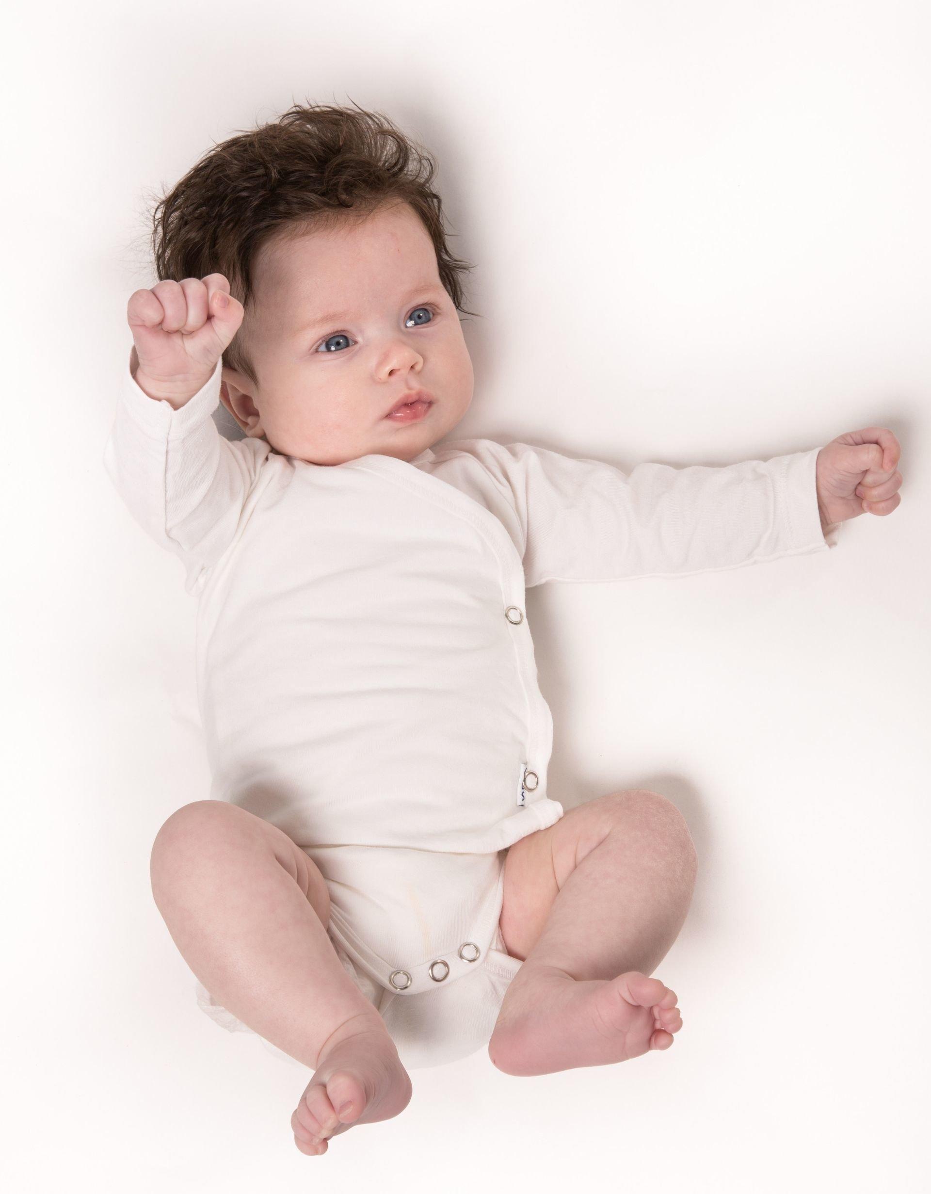 Newborn Romper LS