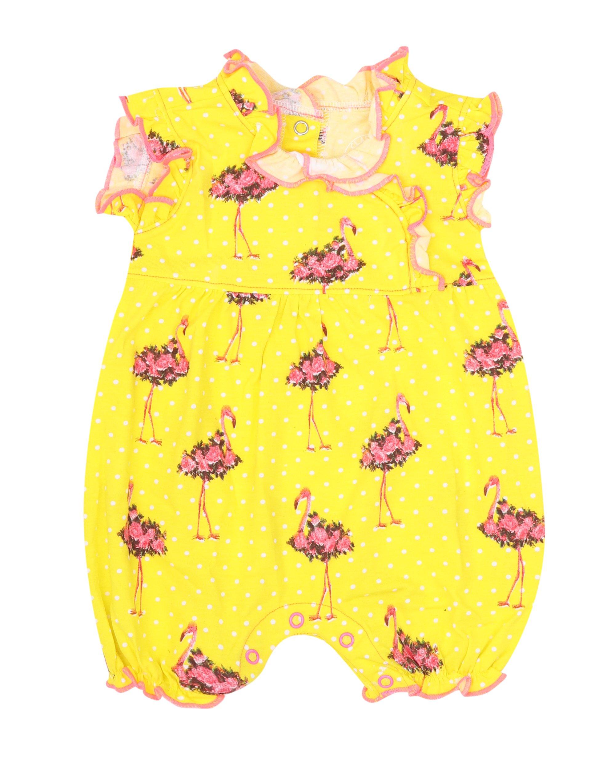 Babypak Flamingo