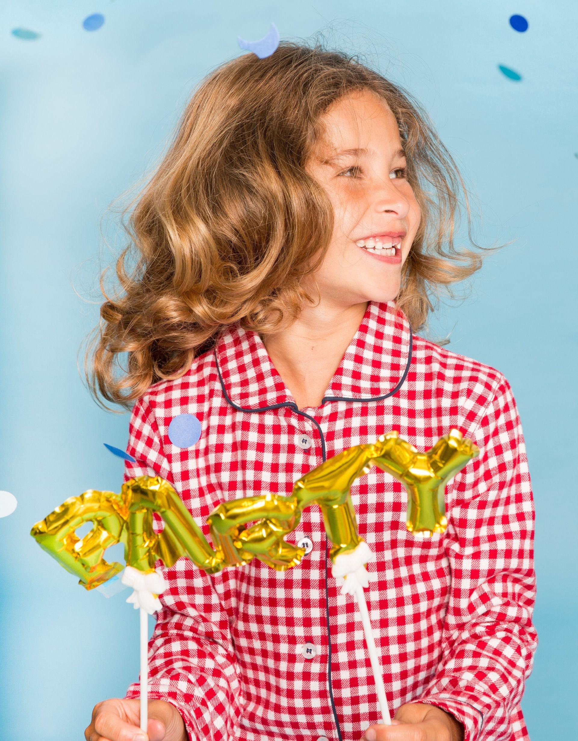 Girls Flannel Pyjama