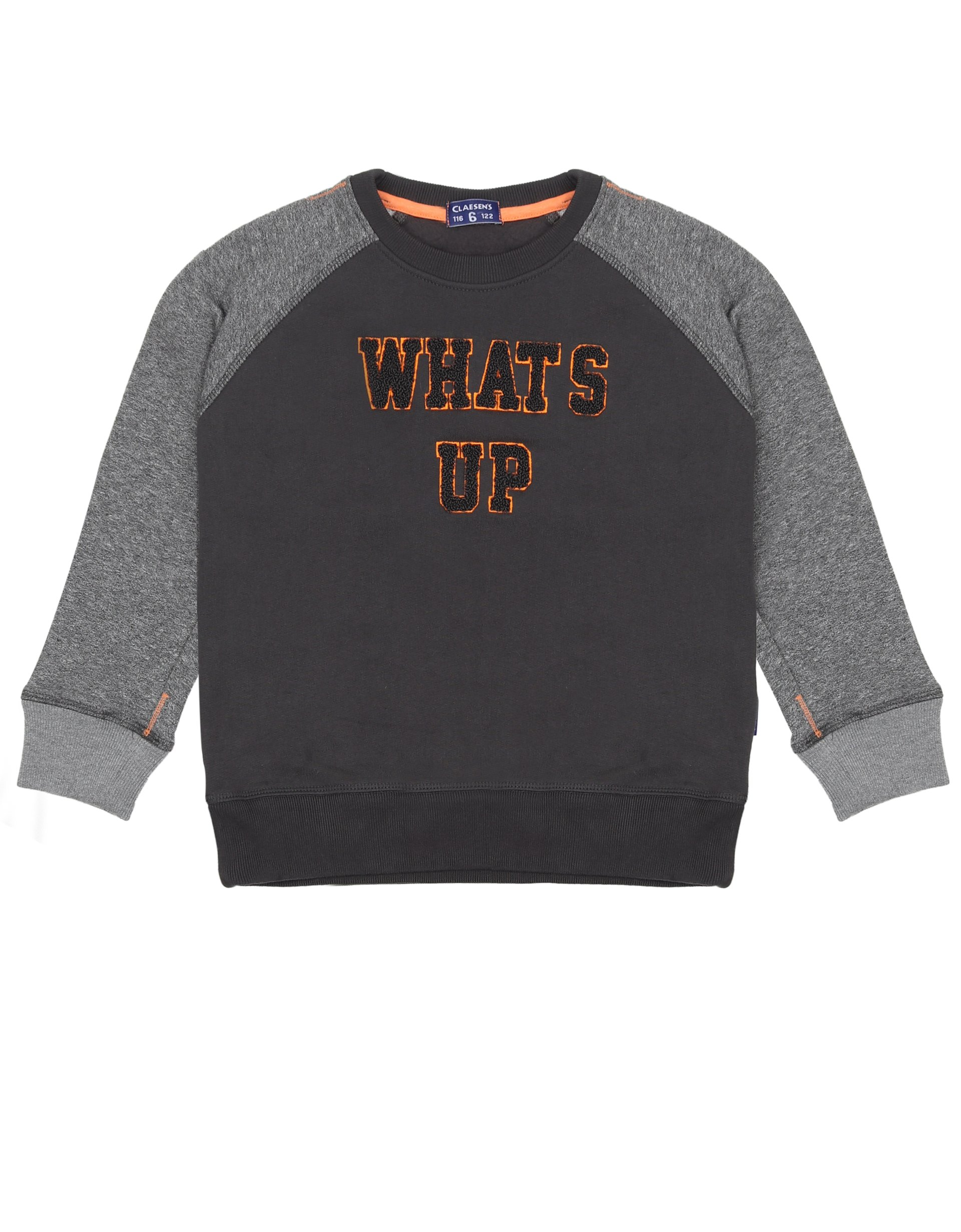 Boys Raglan Sweater