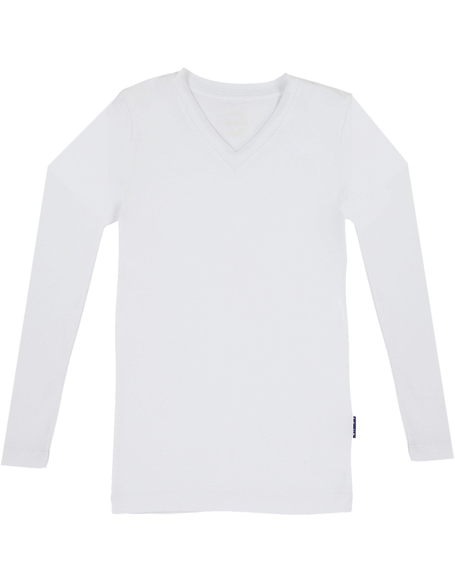 Boys V-neck T-shirt LS