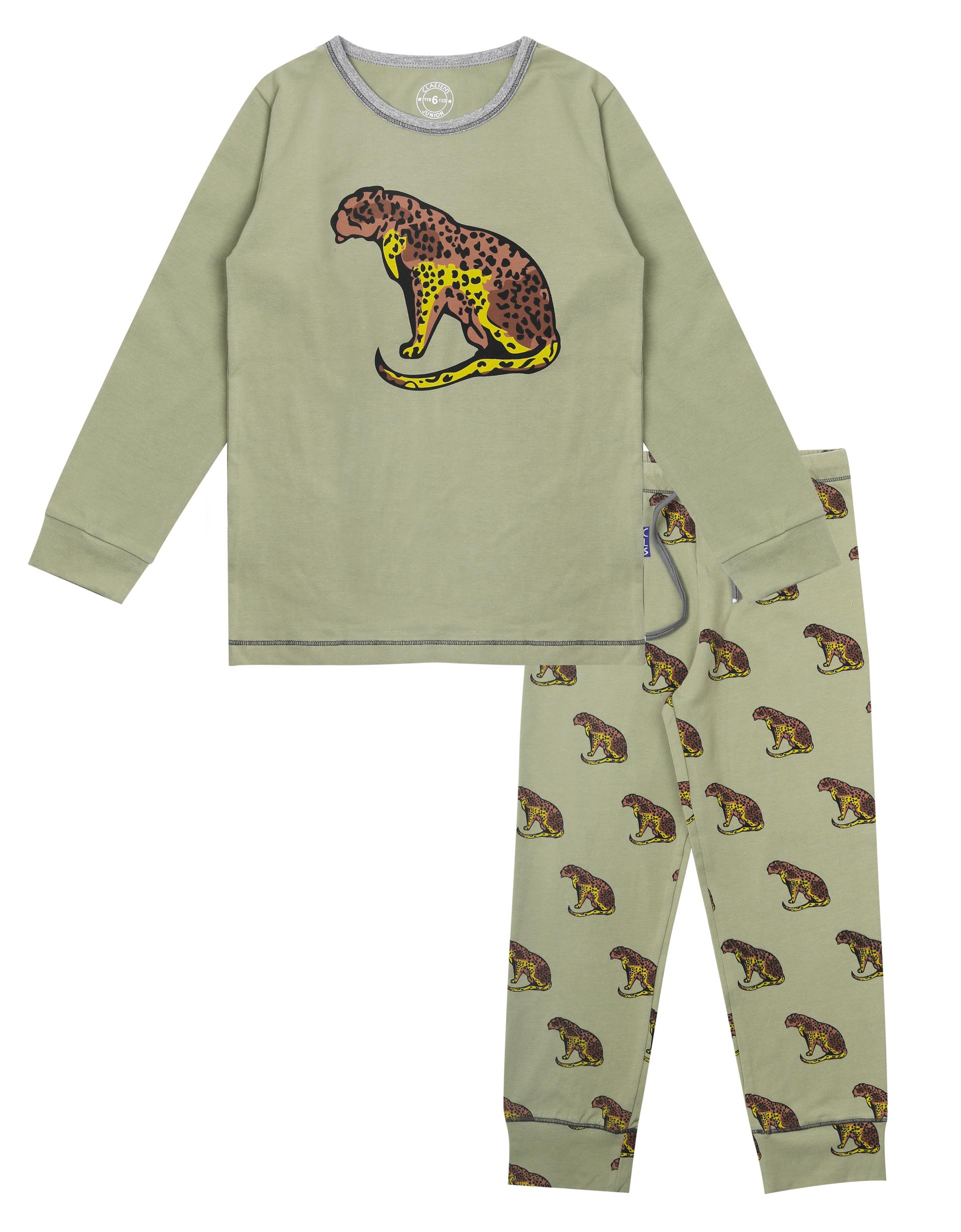 Pyjamaset Cheetah