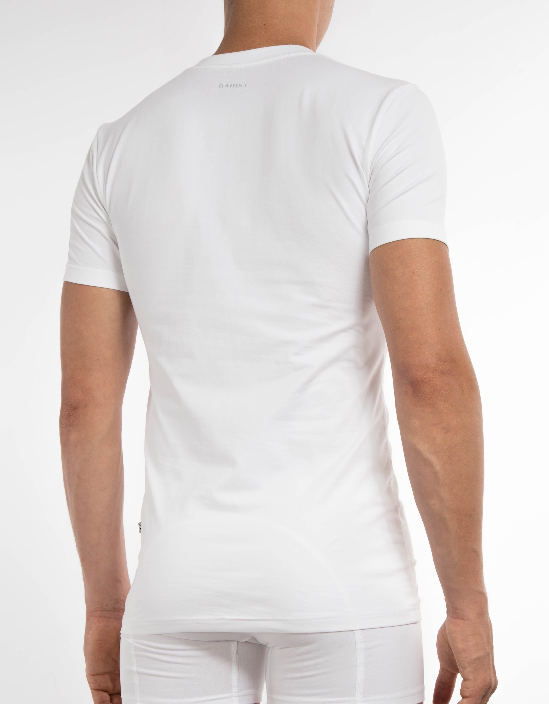 2-pack V-neck T-shirt SS