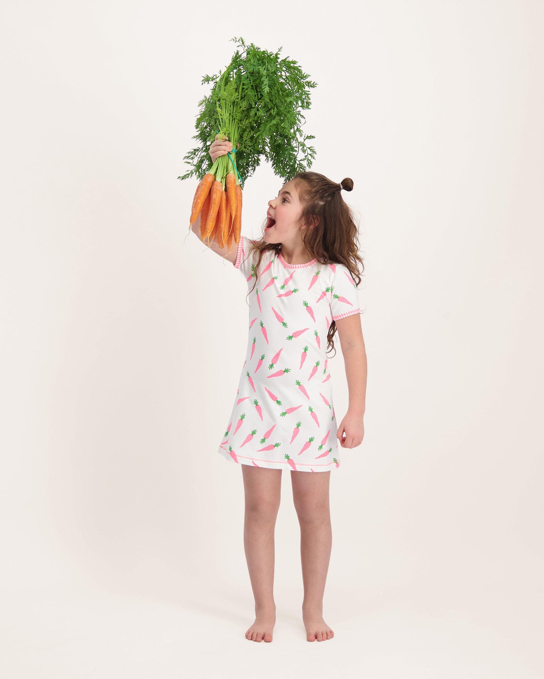Jurk Carrot Stripes