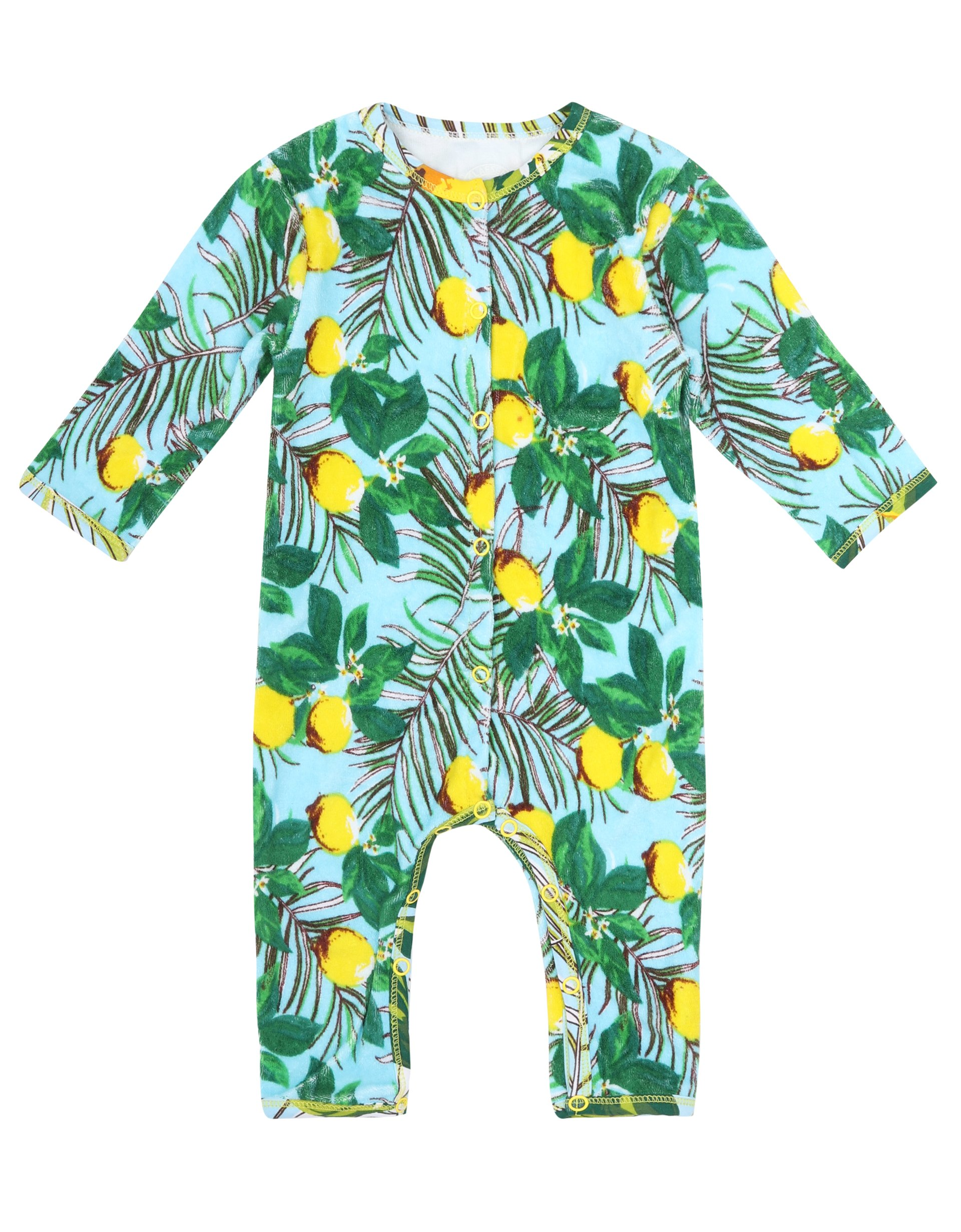 Baby Girls Terry Suit