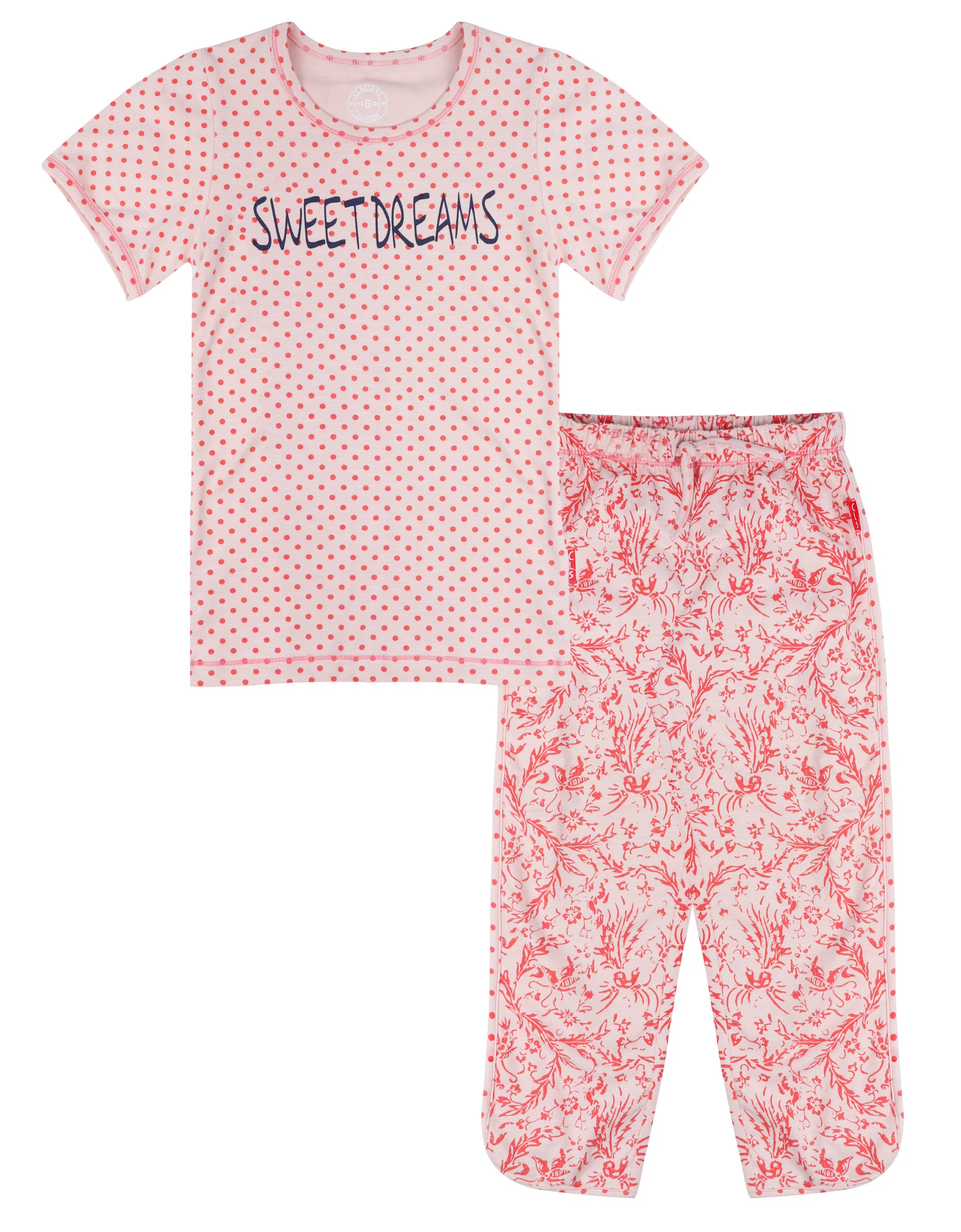 Girls Pyjama Set