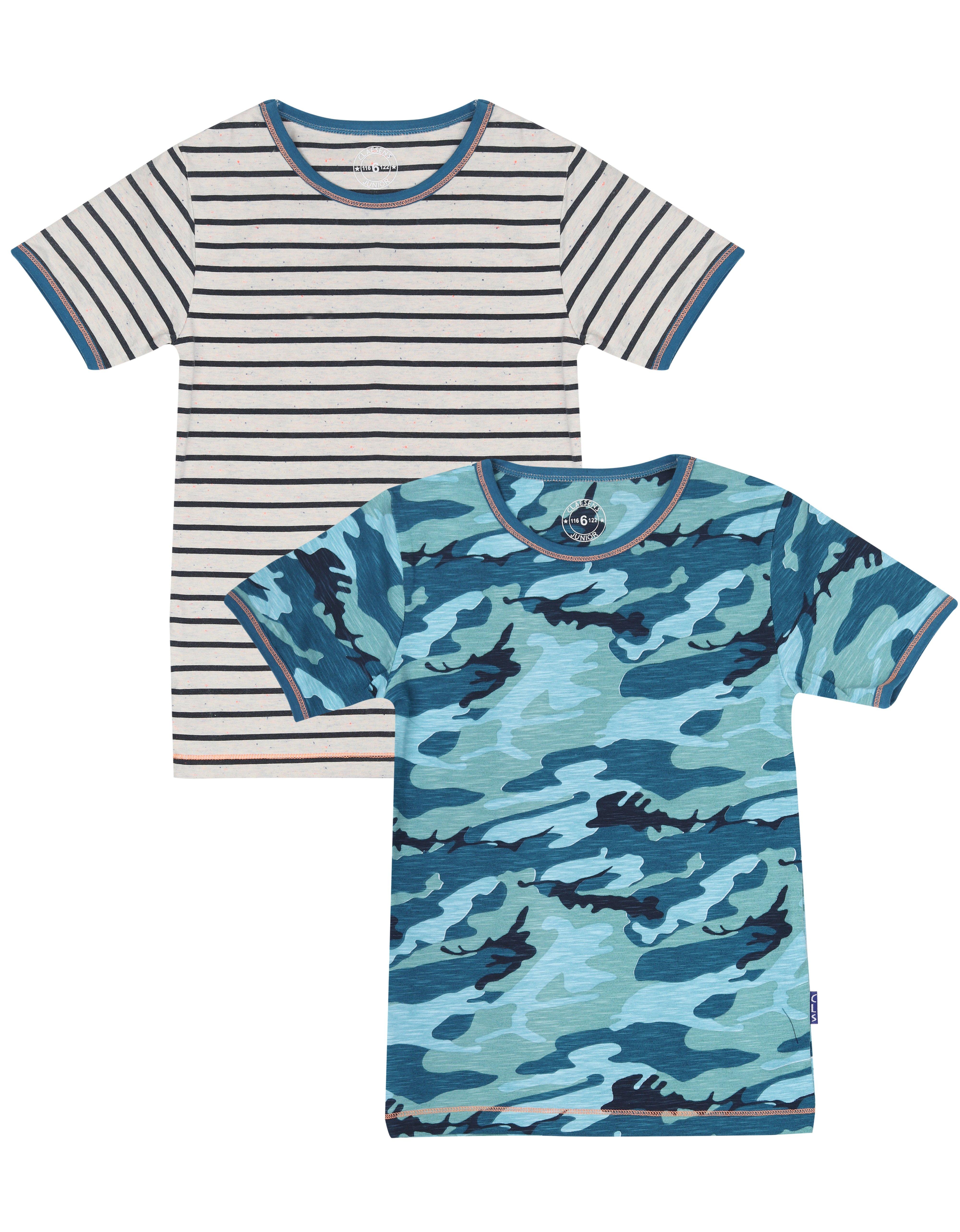 Boys 2 Pack Tshirt SS