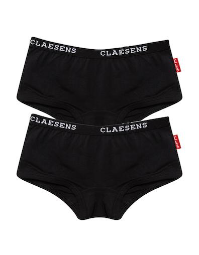 Boxershorts 2-pack Zwart