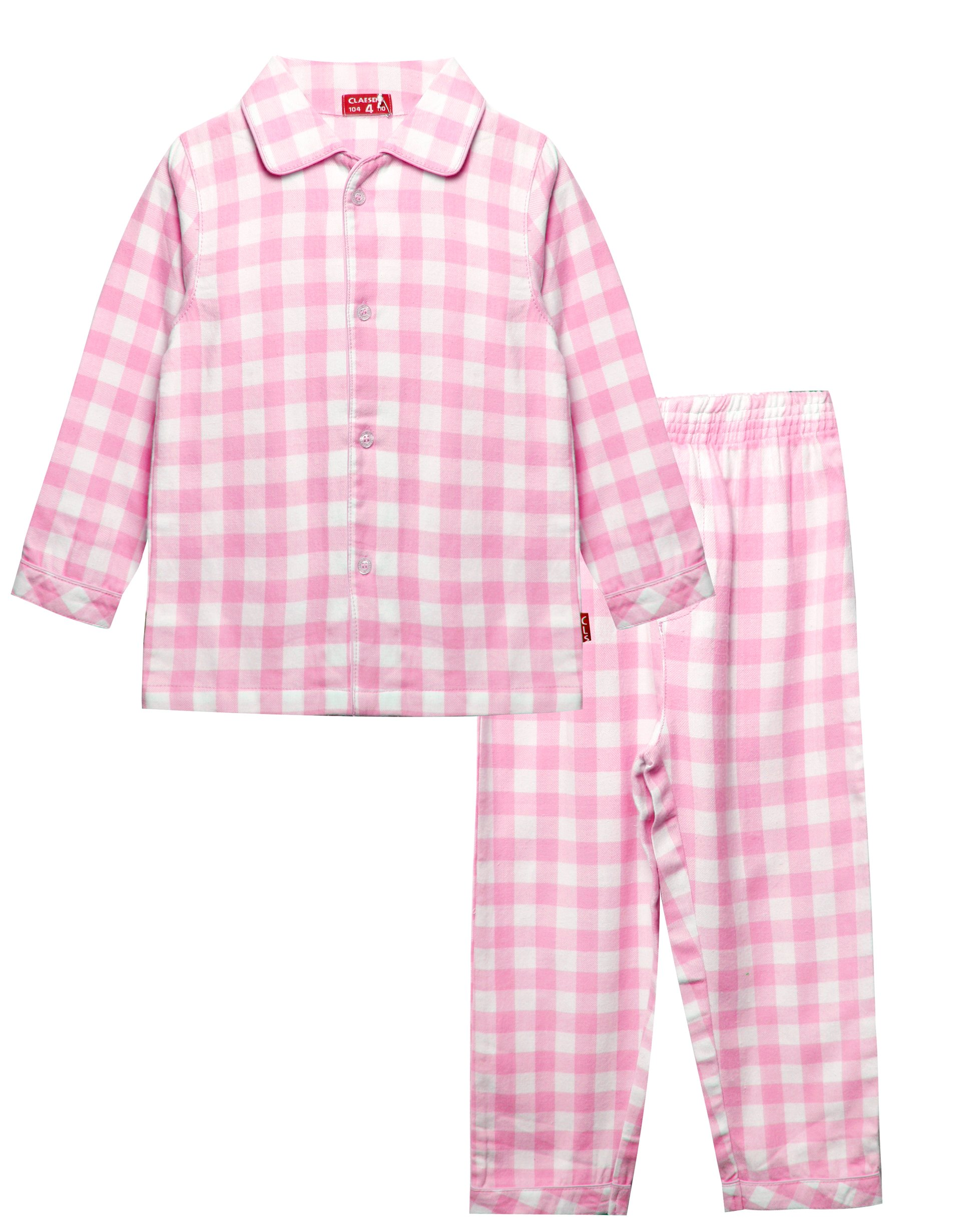 Girls Flannel Pyjama
