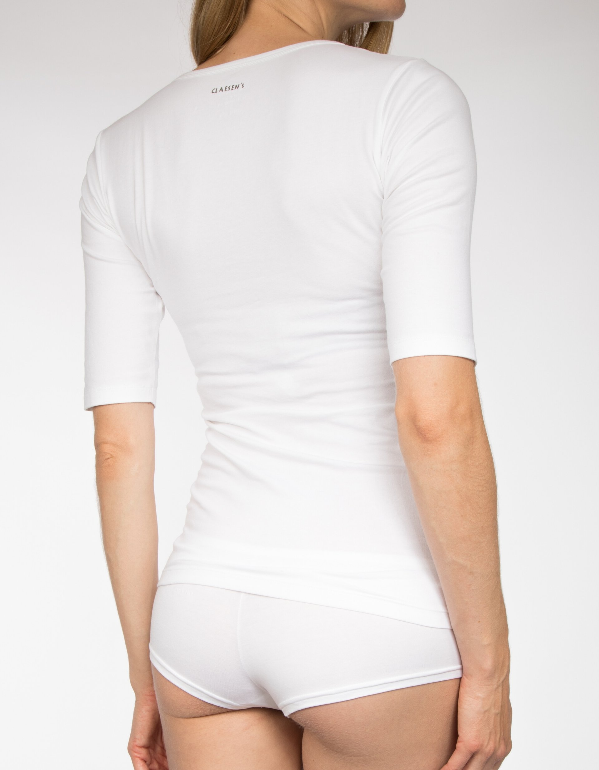 3/4 Sleeve R-Neck T-Shirt