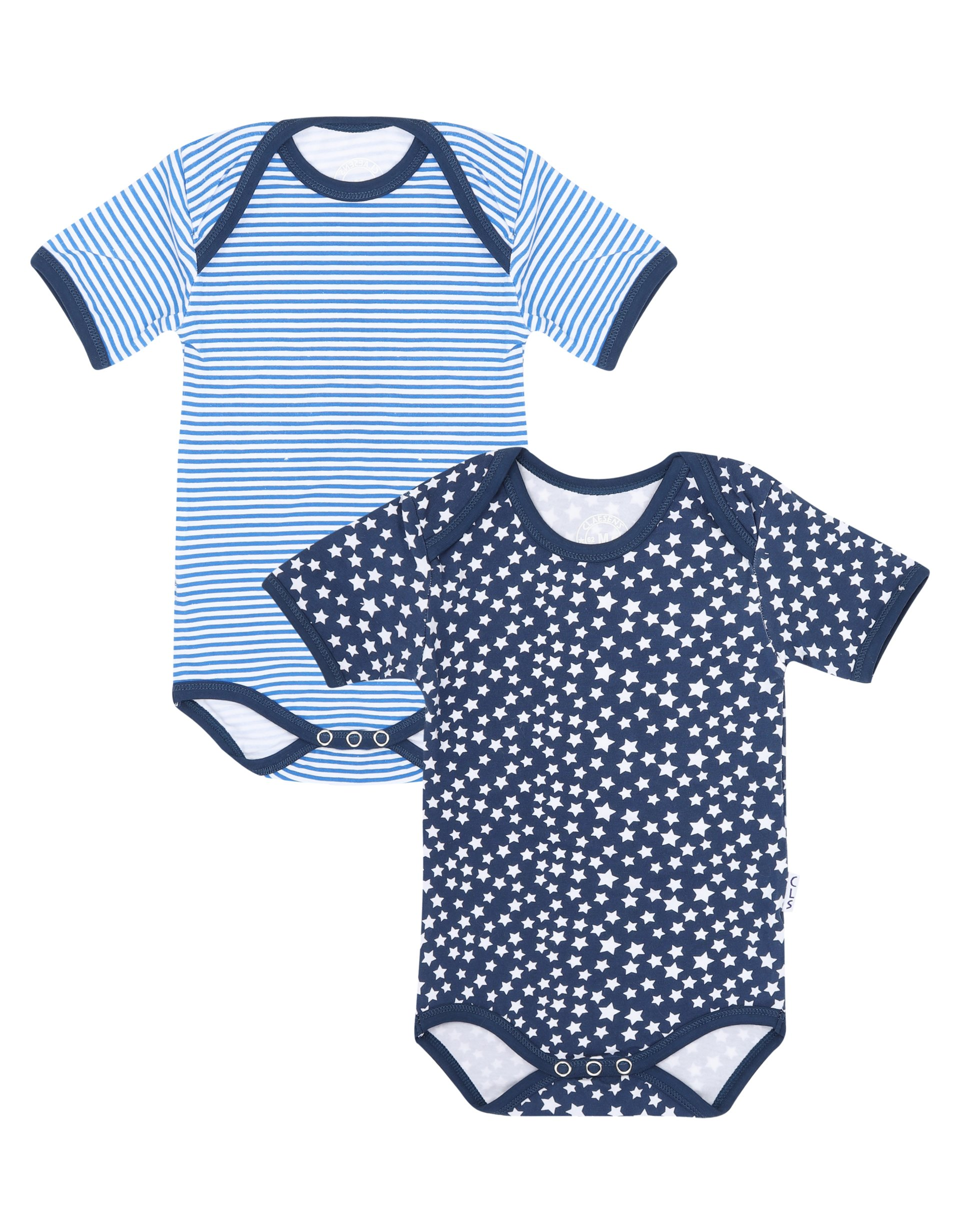 Baby Boys 2 Pack Romper