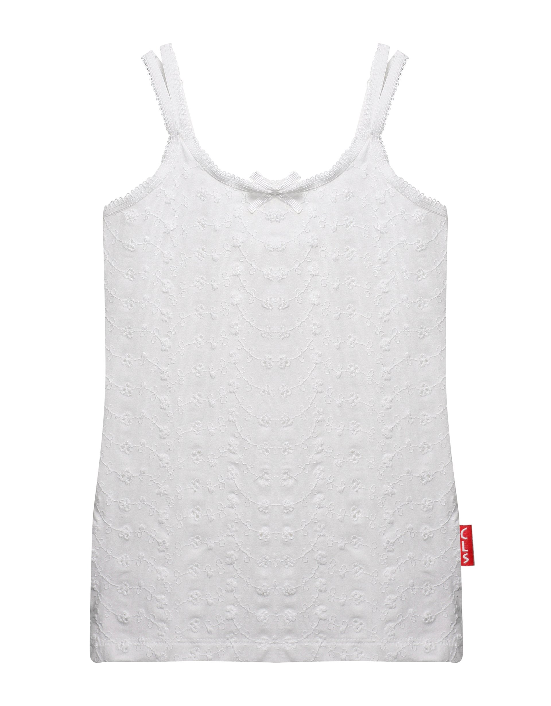 Singlet Embroidery Wit