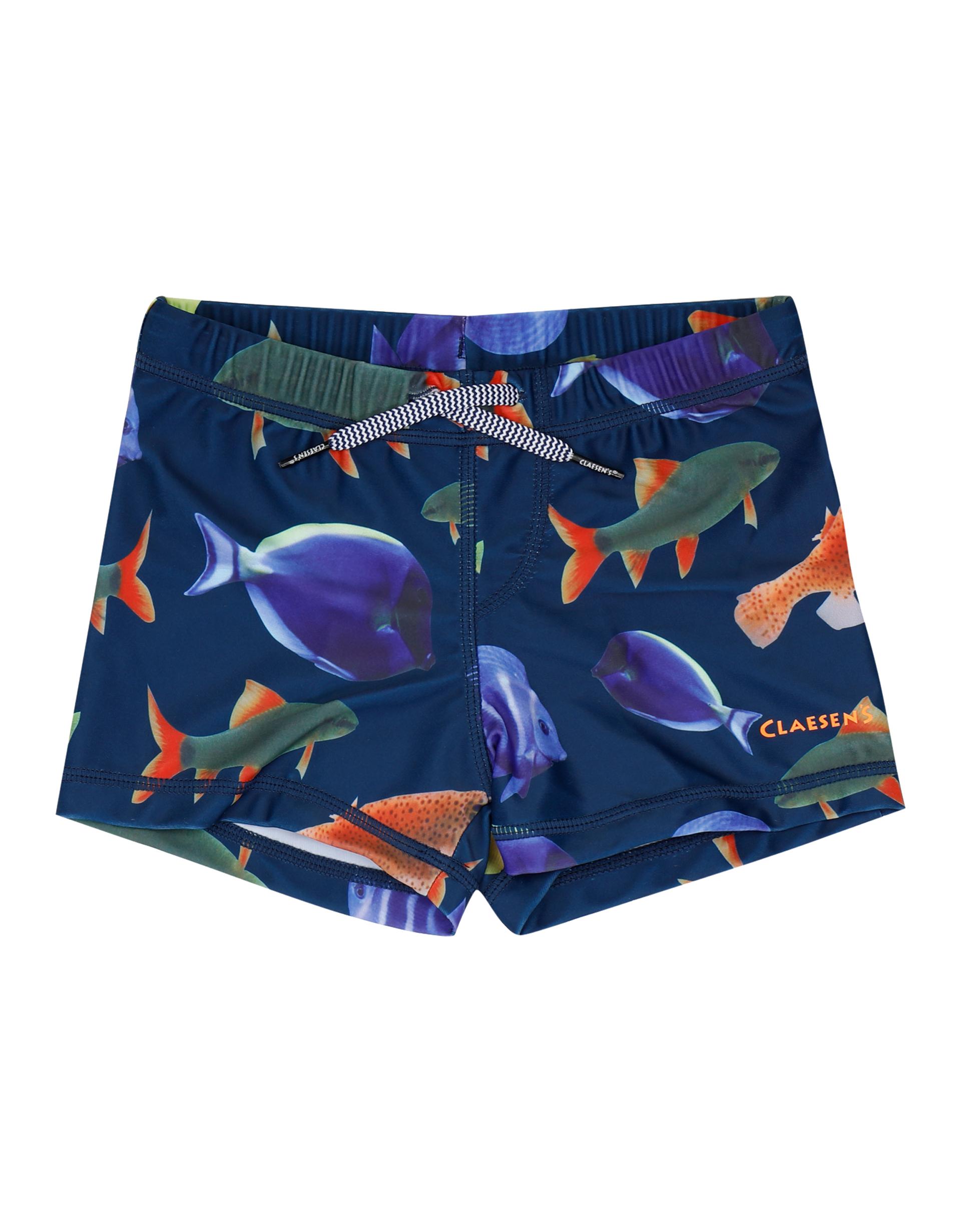 Zwemboxer Fish