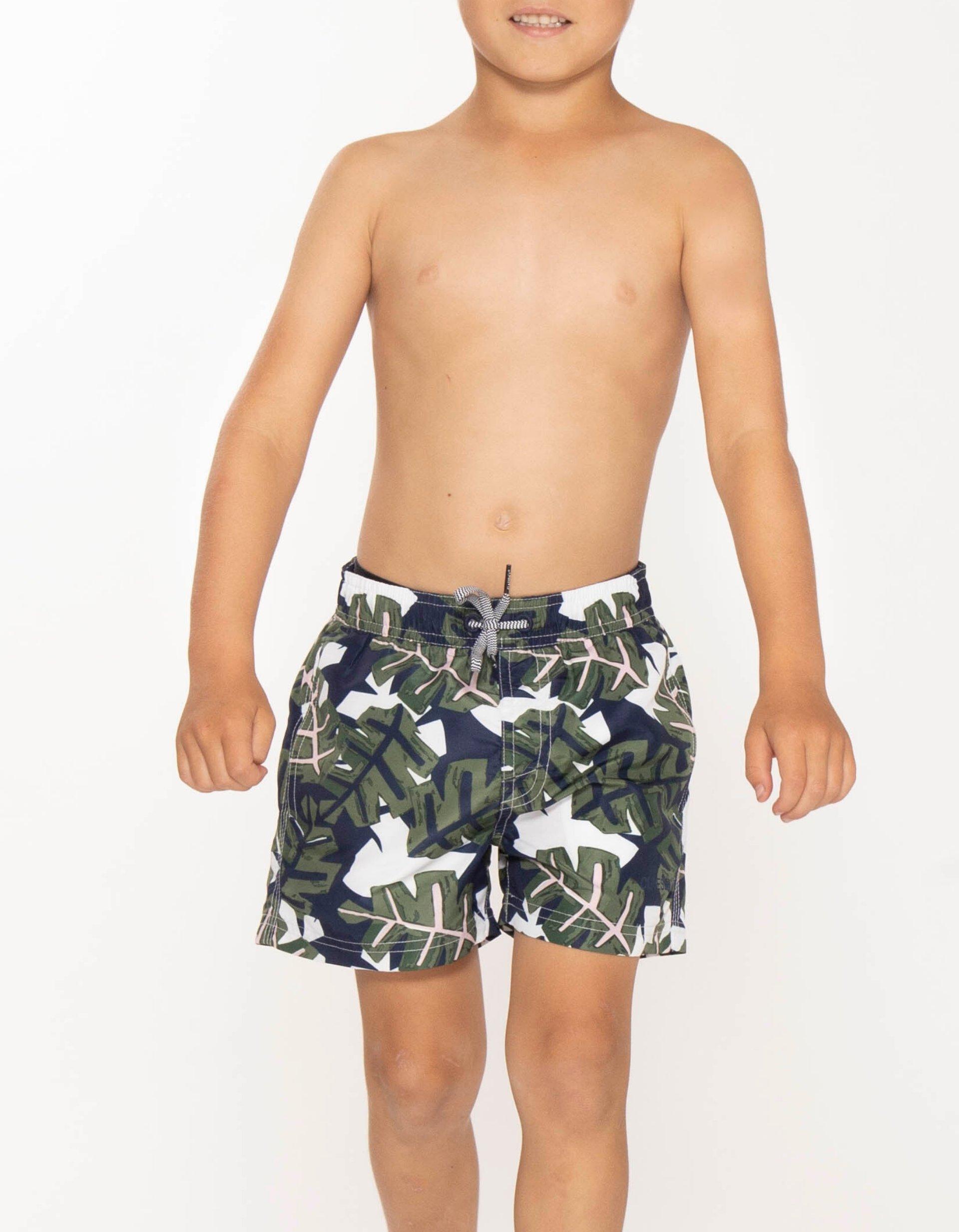 Boys Loose Fit Swimshort