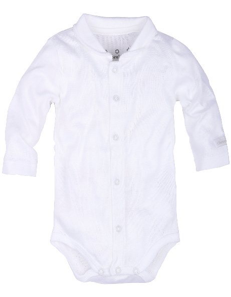 Baby Onesie LS with Collar