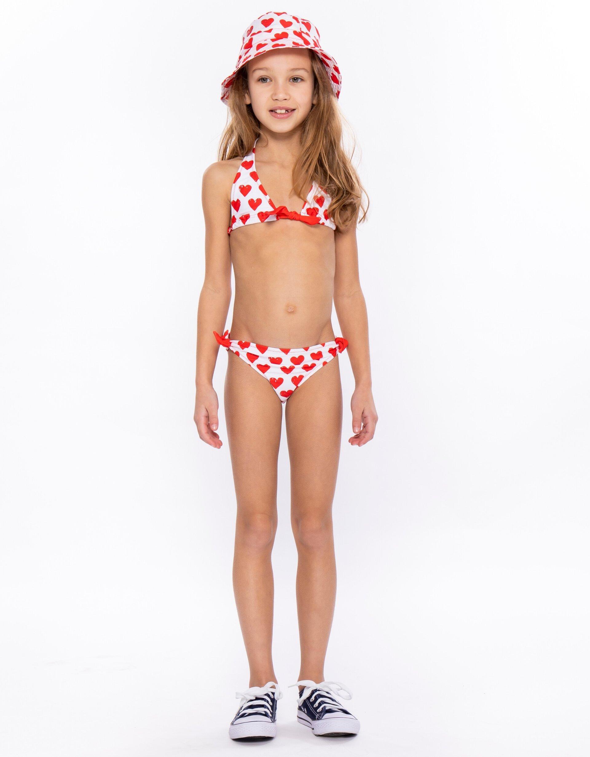 Girls Halter Bikini