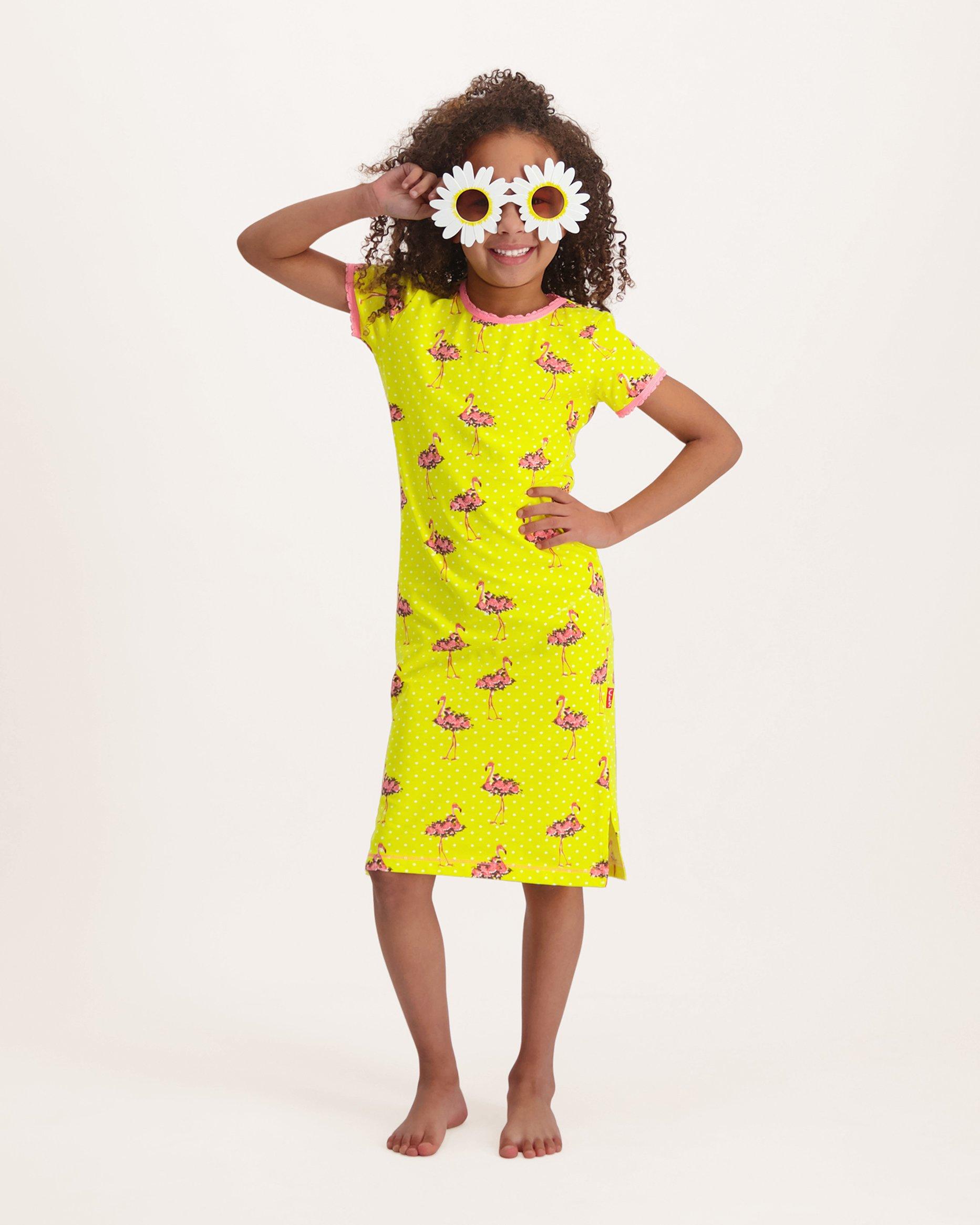 Girls T Shirt Dress