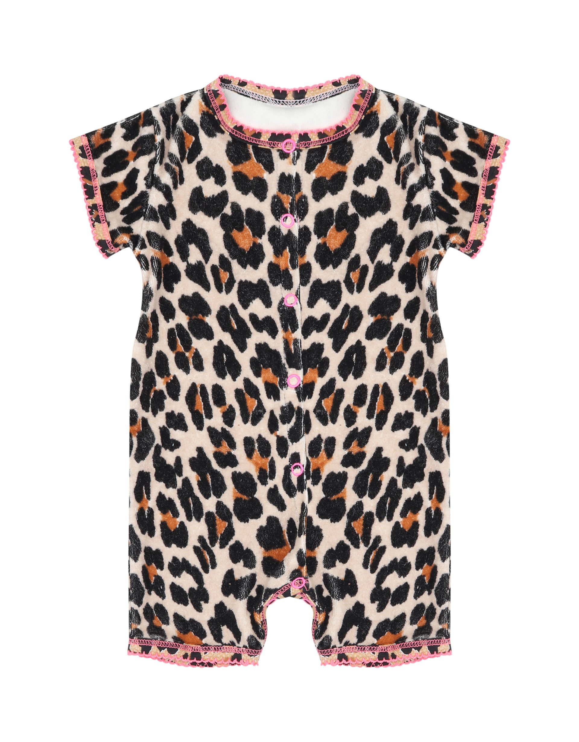 Babypak Badstof Brown Panther