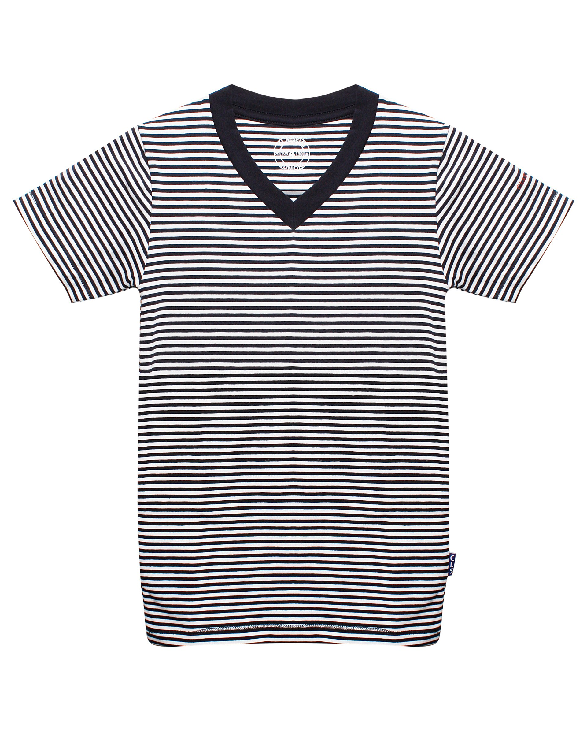 Boys V-neck T-shirt SS