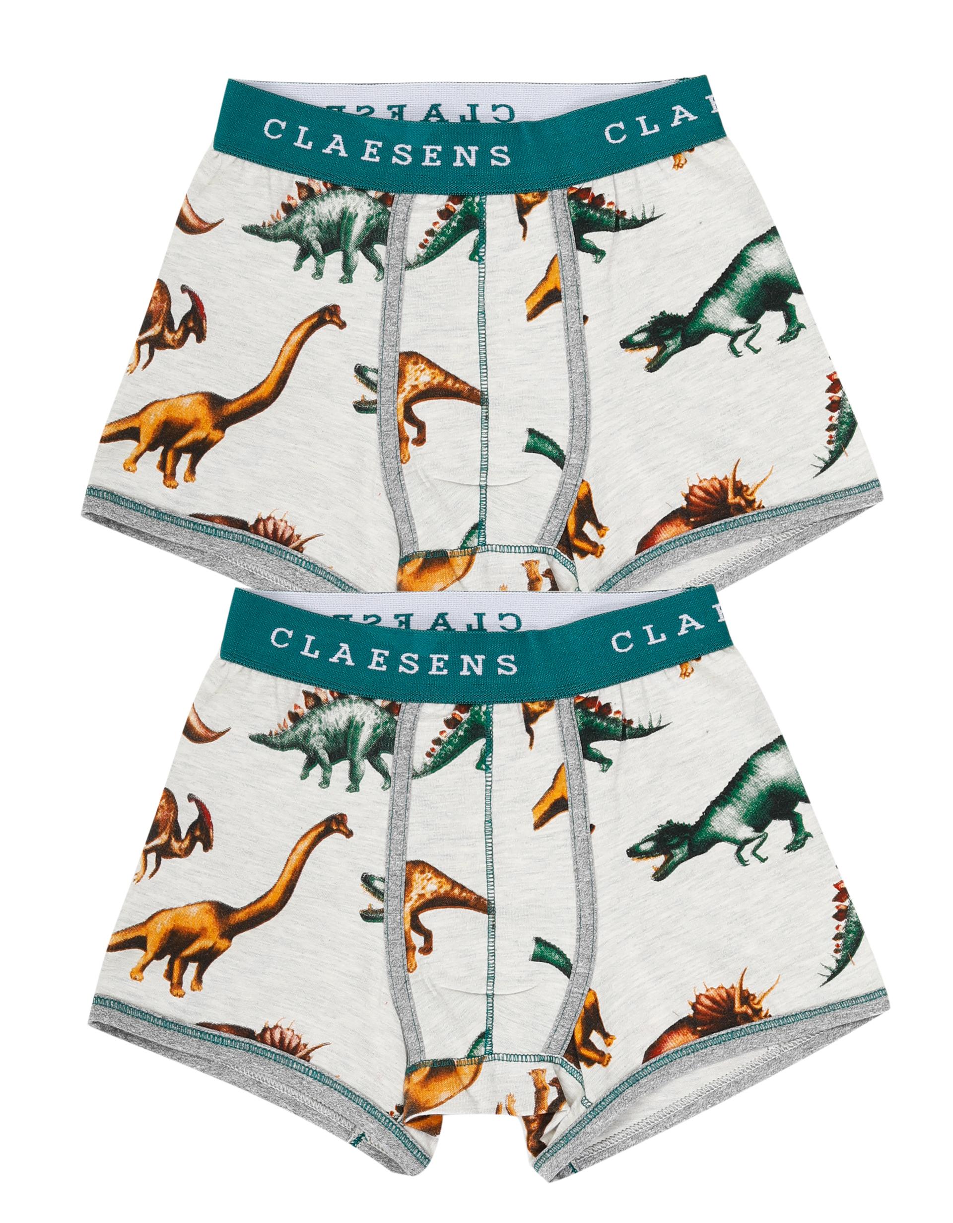 Boxershort 2-pack Dinosaur