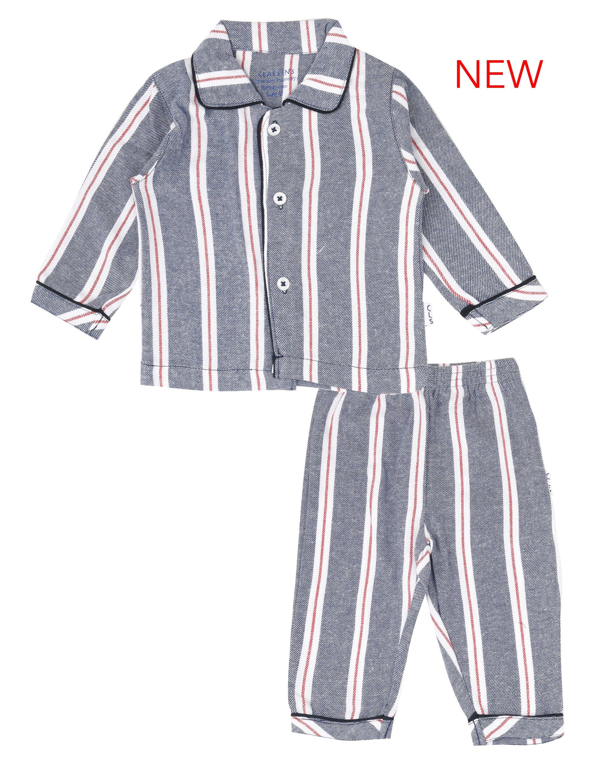 Baby Boys Flannel Pyjama
