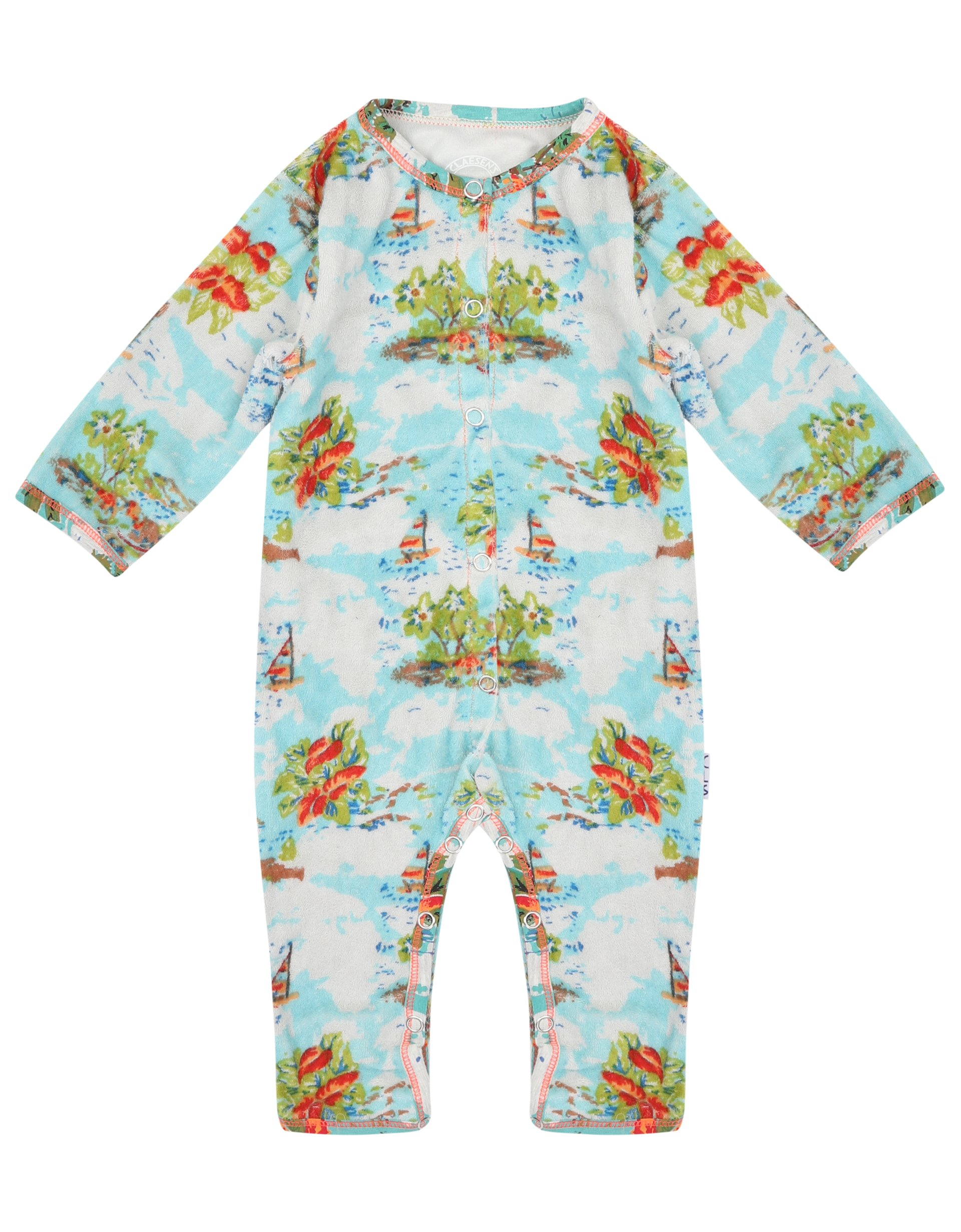 Baby Boys Terry Suit
