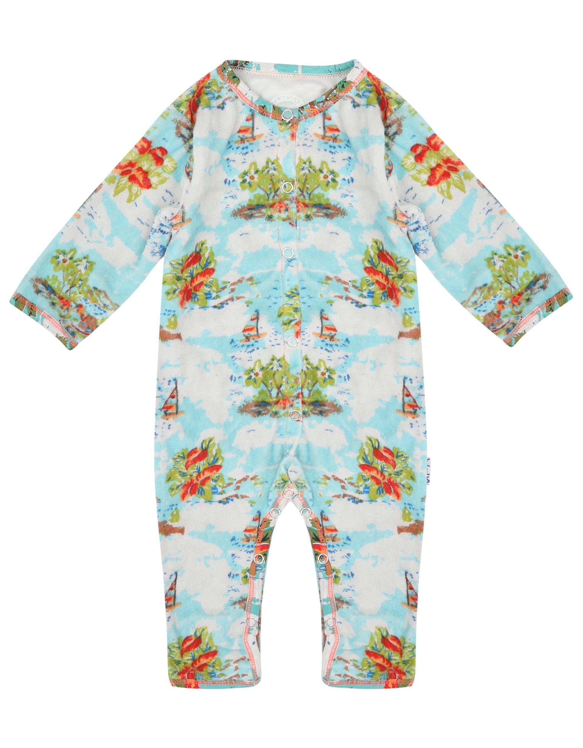 Babypak Badstof Hawaii
