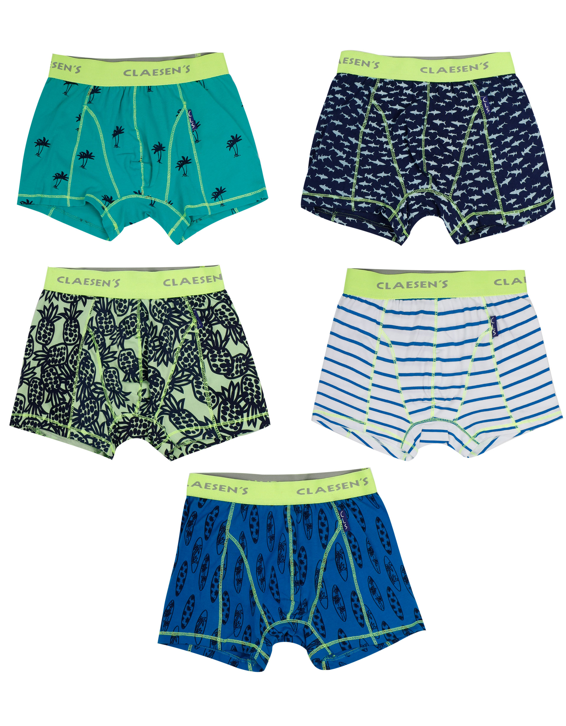 5-Pack Boxer