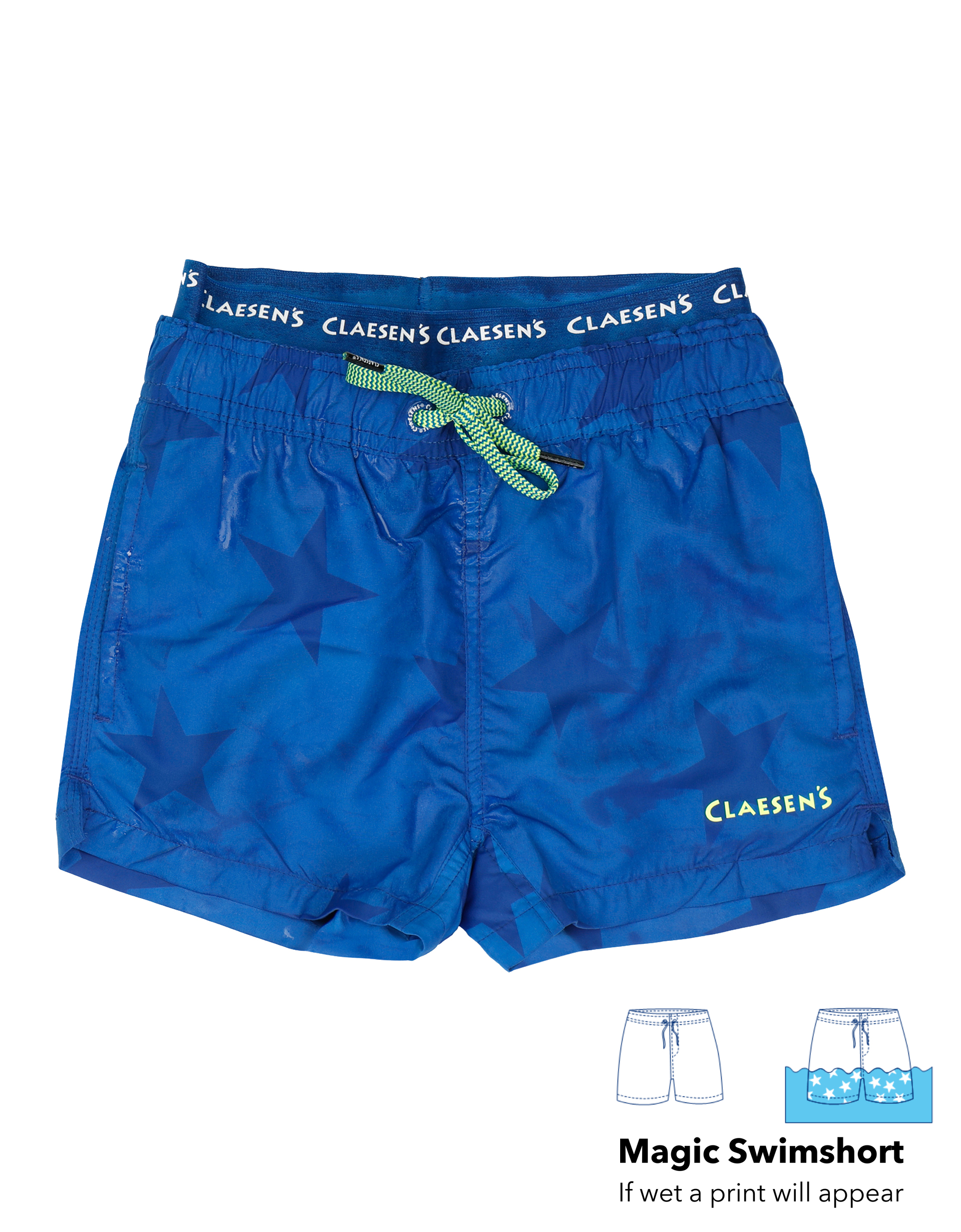 Zwemshort Cobalt Stars Magic