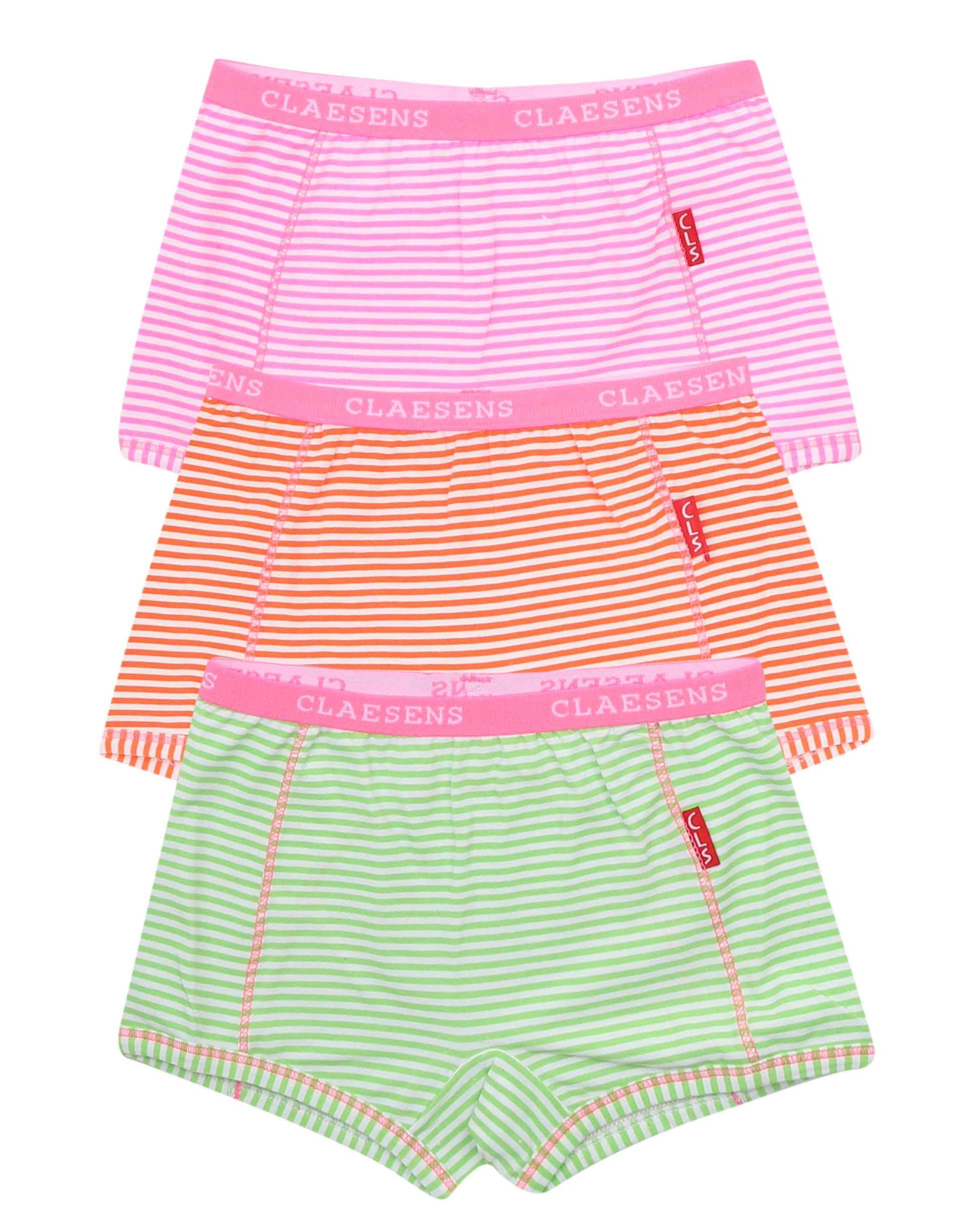 Boxershorts 3-pack Stripes