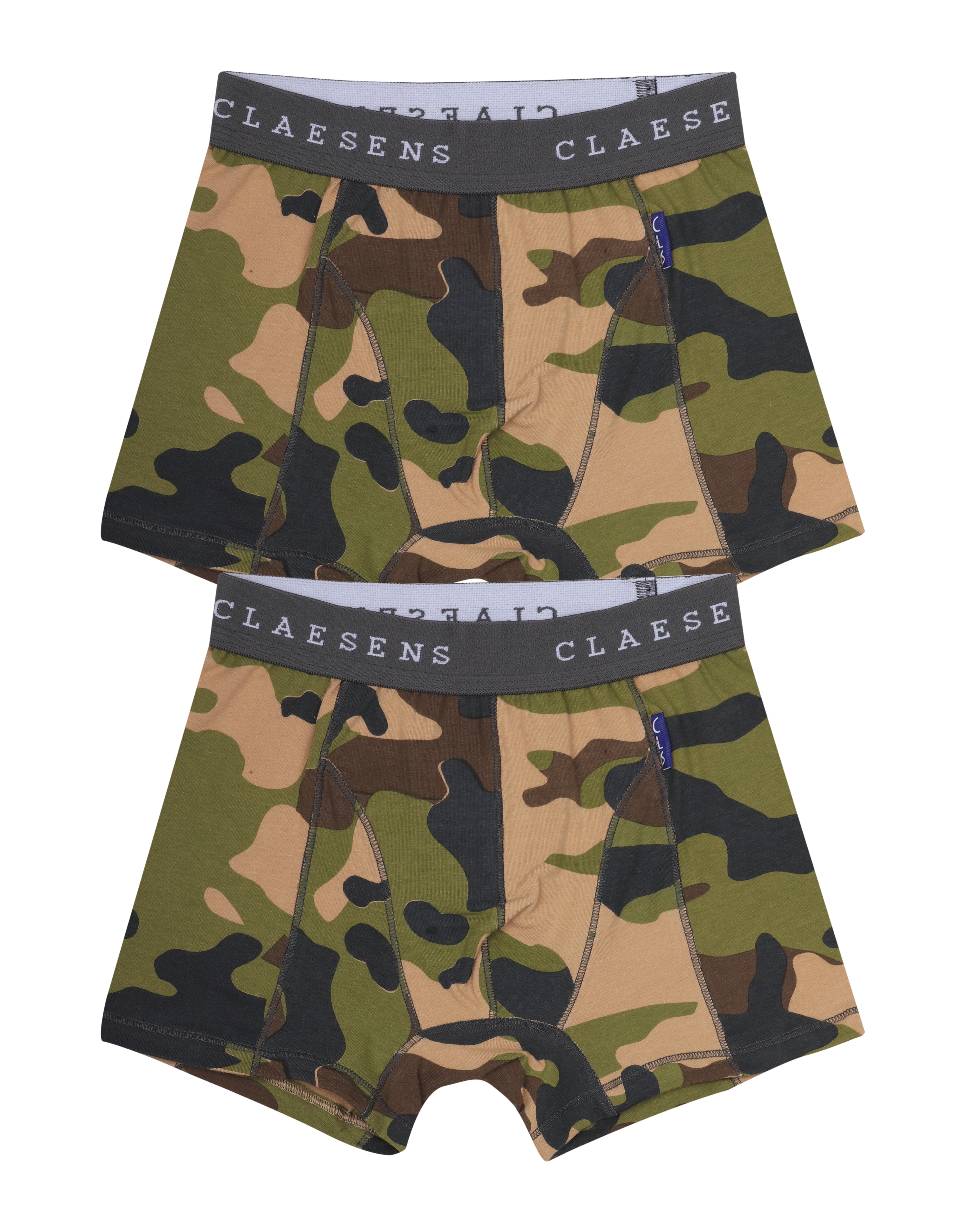 Boys 2 Pack Boxer