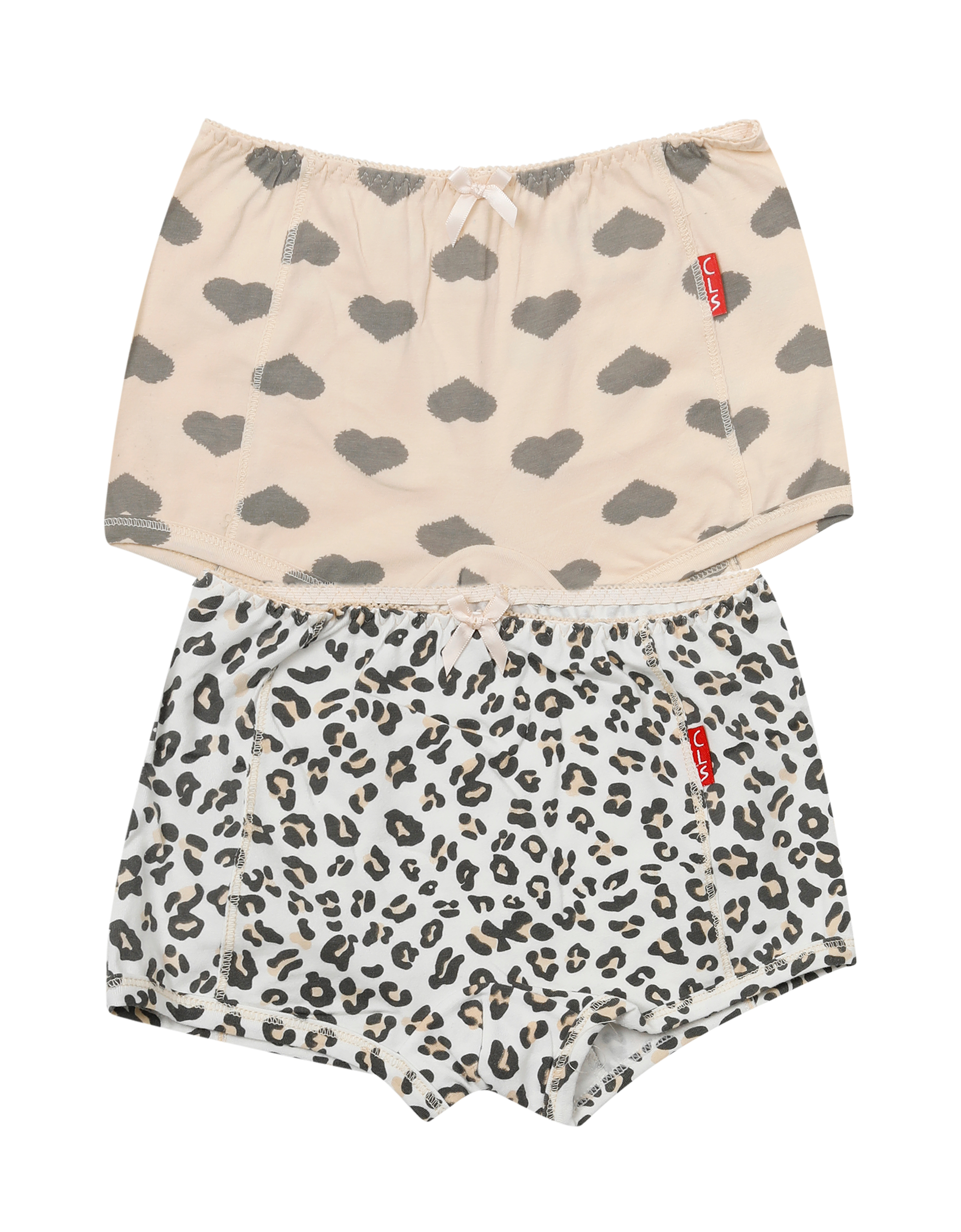Boxershorts 2-pack Hearts Panther