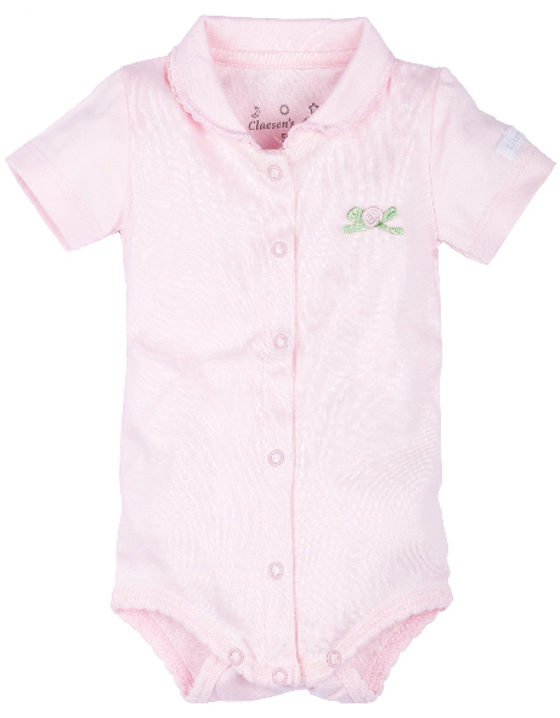 Baby Onesie SS with Collar