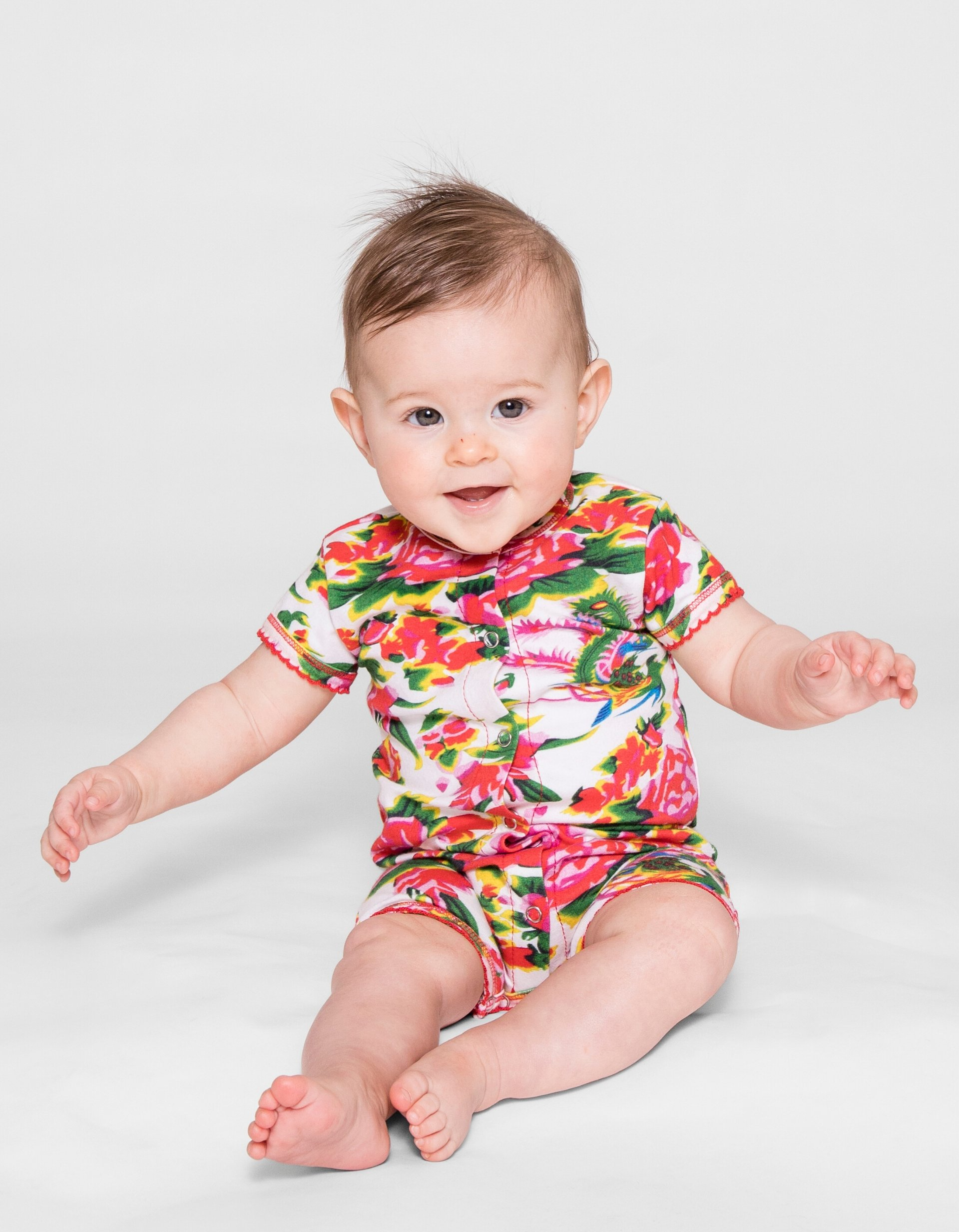 Baby Girls Suit SS