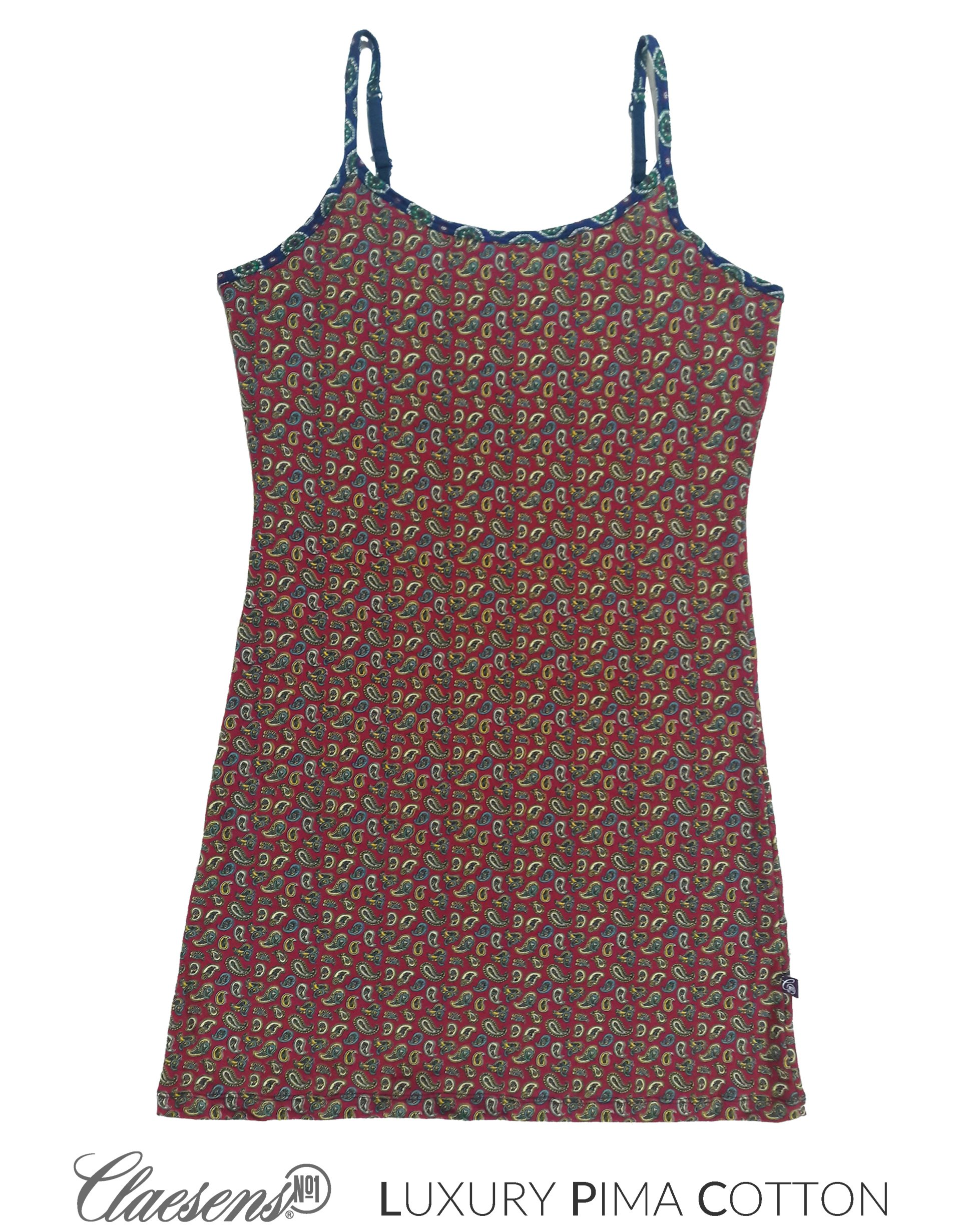 Ladies Pima Night Dress