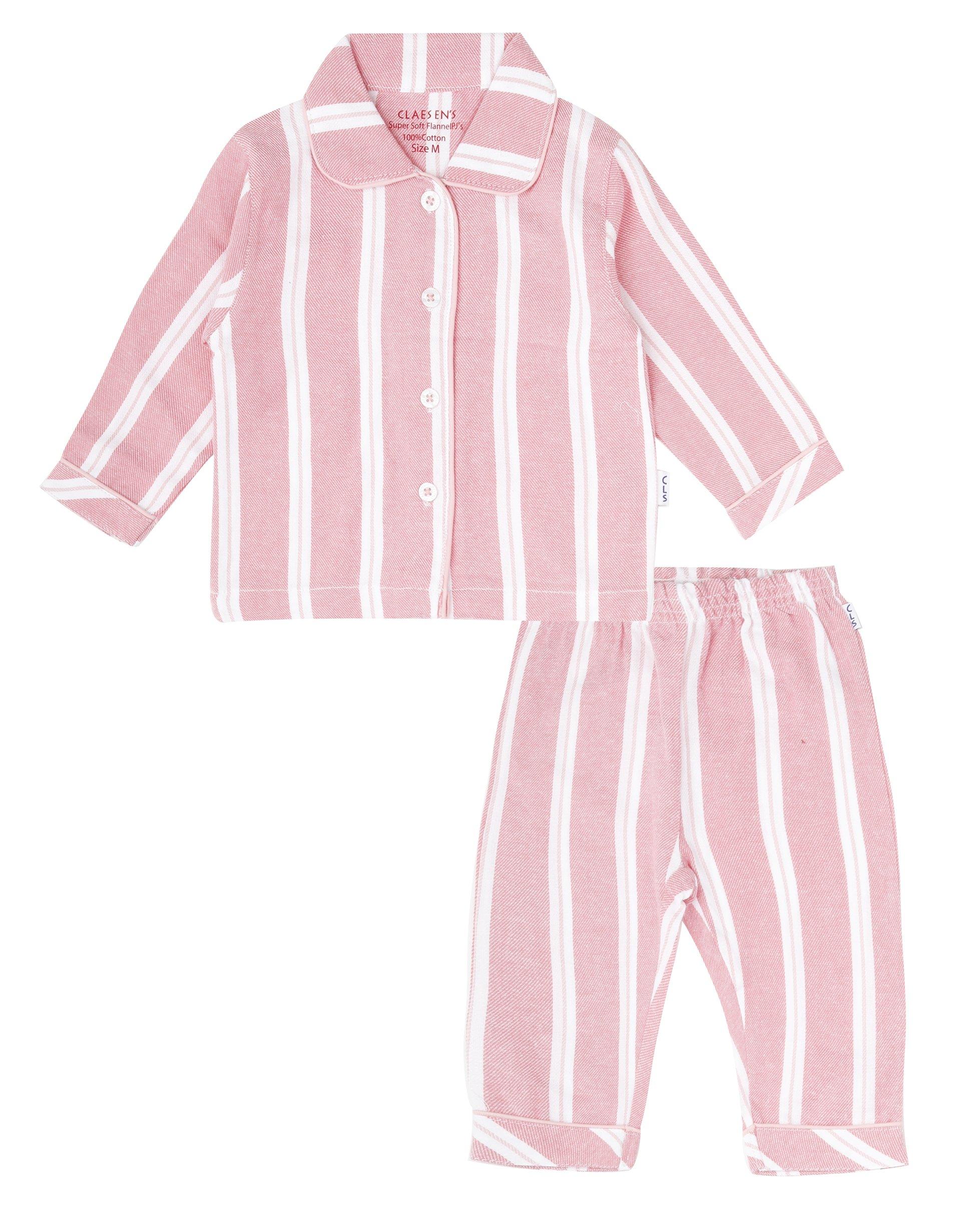 Baby Girls Flannel Pyjama