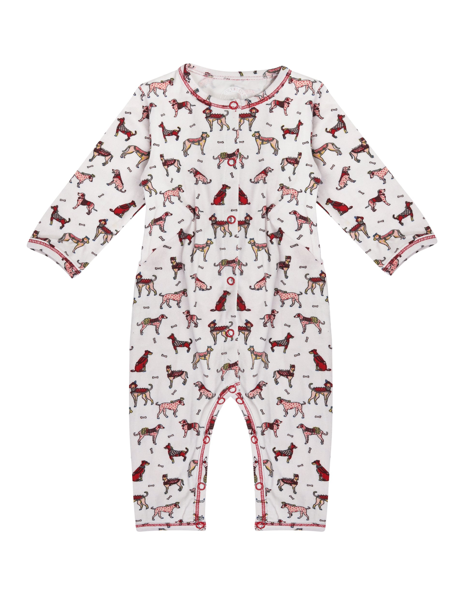 Baby Girls Suit