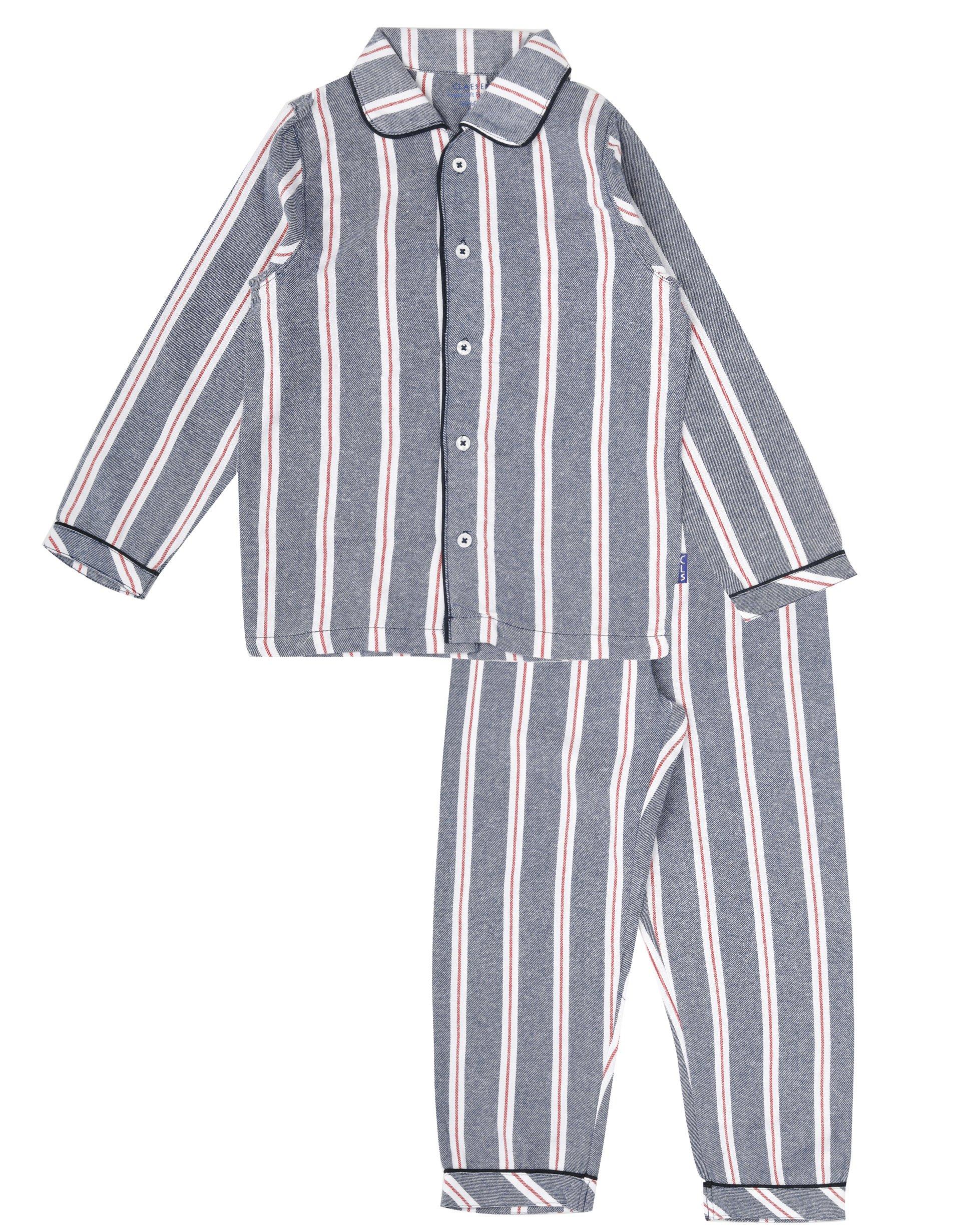 Boys Flannel Pyjama