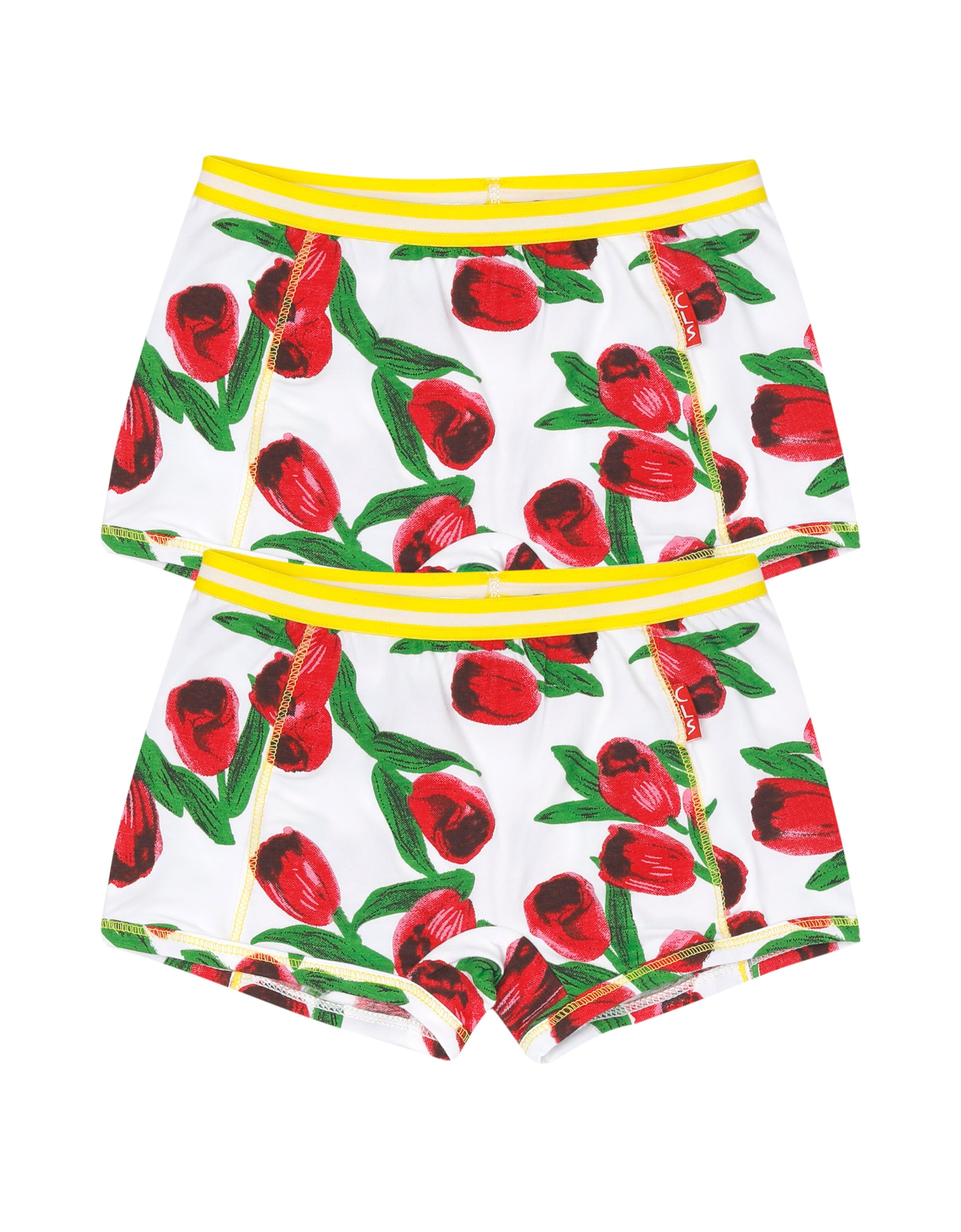 Boxershorts 2-pack Tulip
