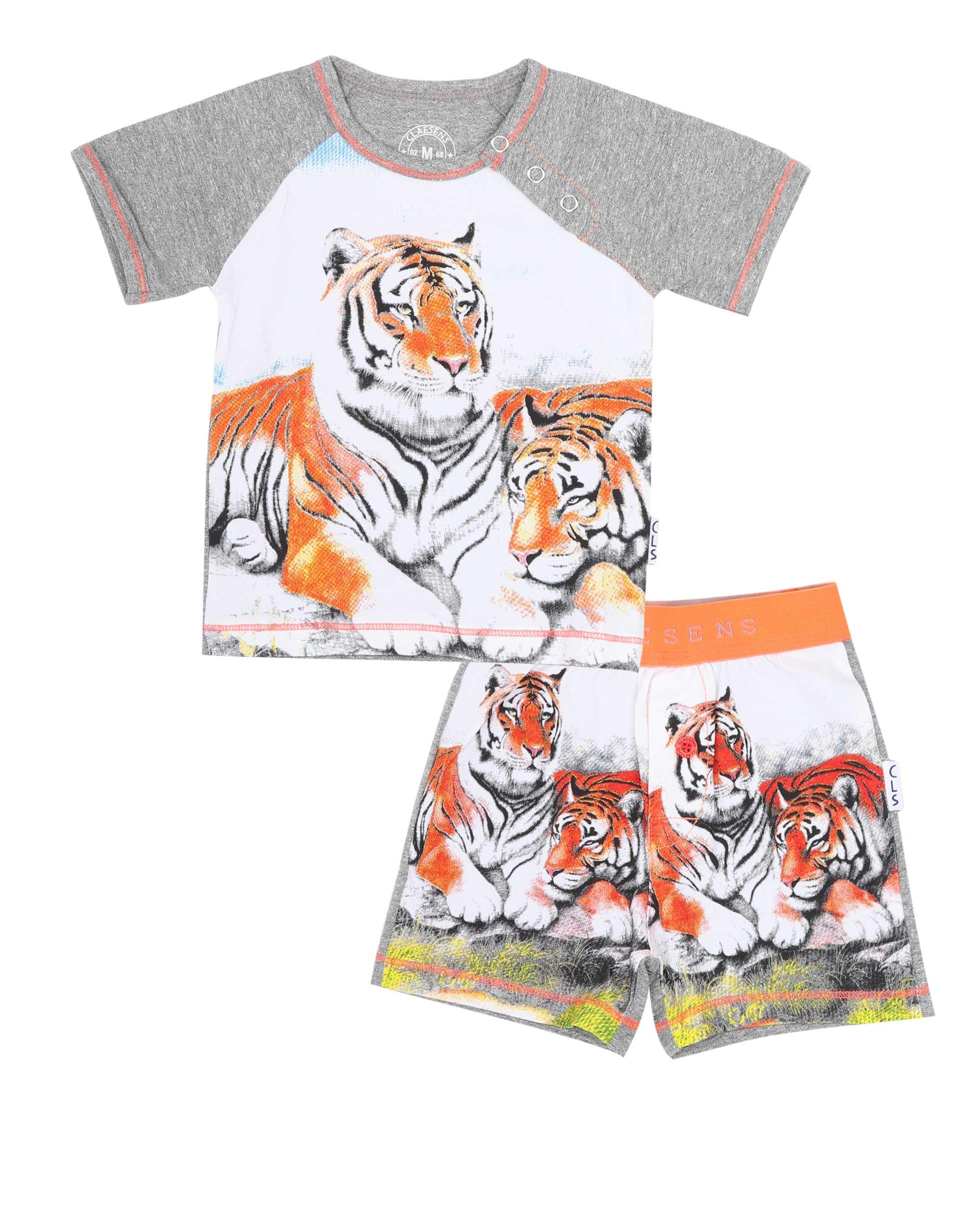 Pyjamaset Tiger