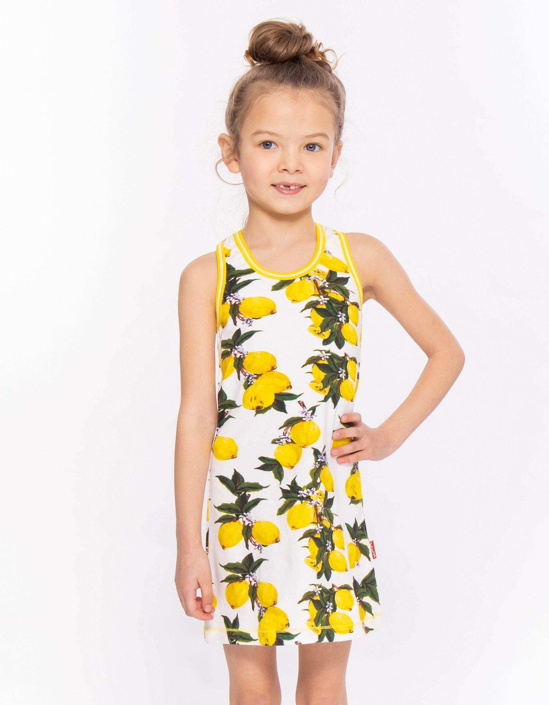 Girls Singlet Dress