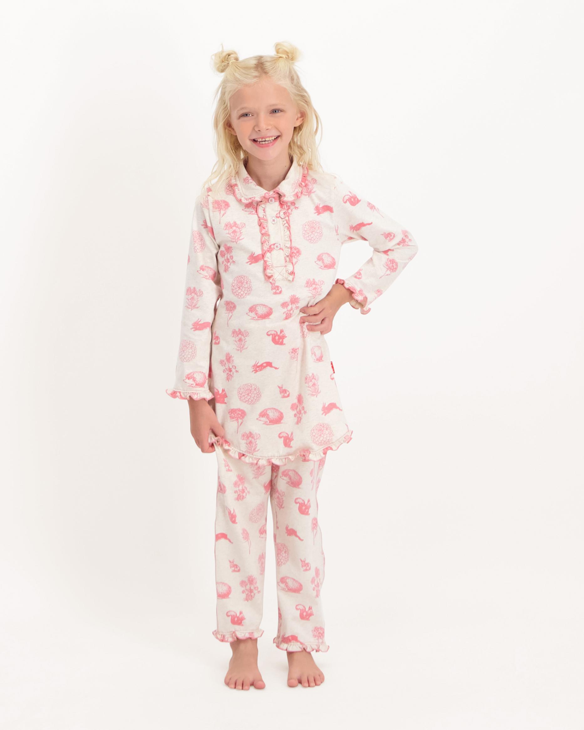 Pyjamaset Pink Autumn