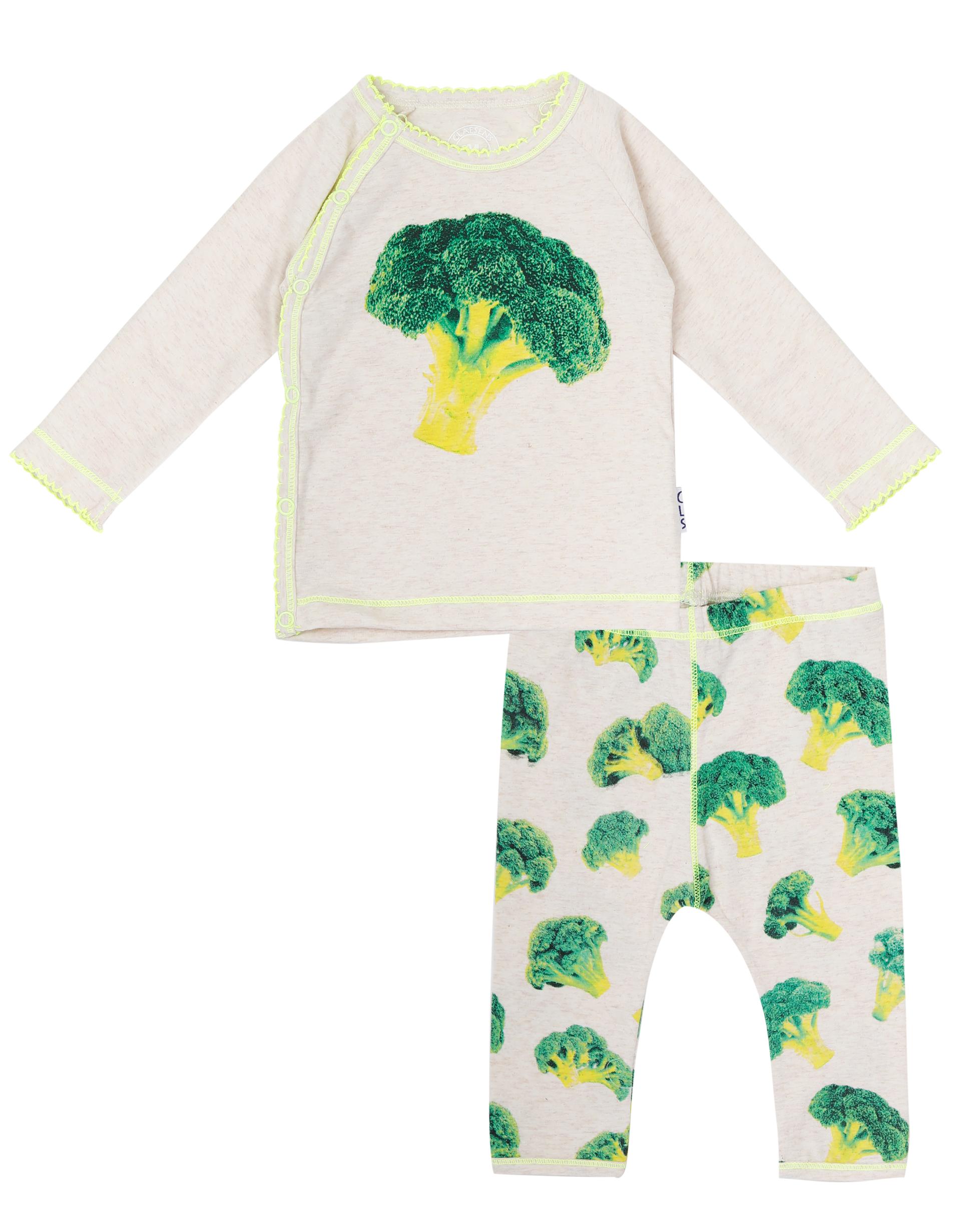 Pyjamaset Broccoli